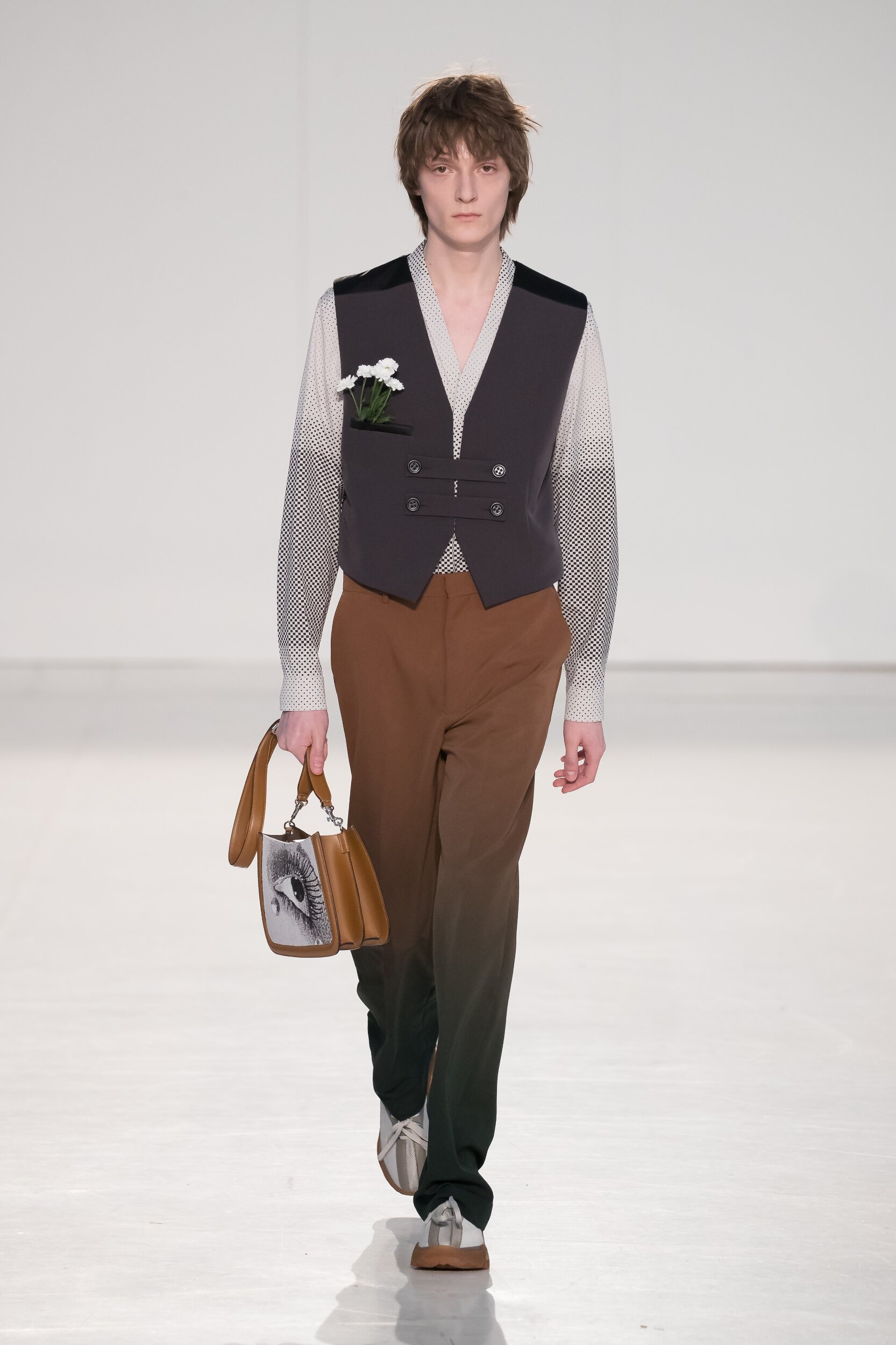 Marco De Vincenzo Fall Winter 2020 Collection Milan Fashion Week