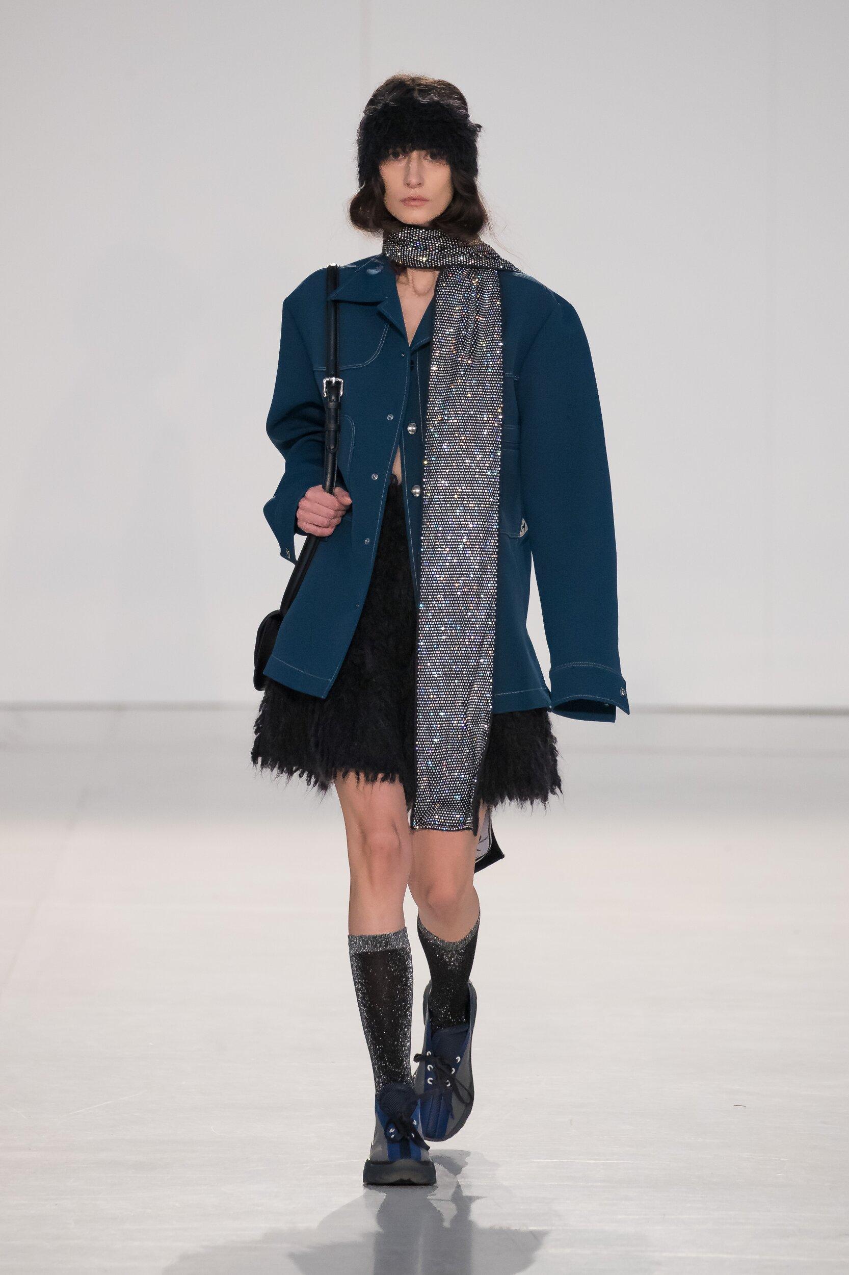 Marco De Vincenzo Womenswear Fashion Show