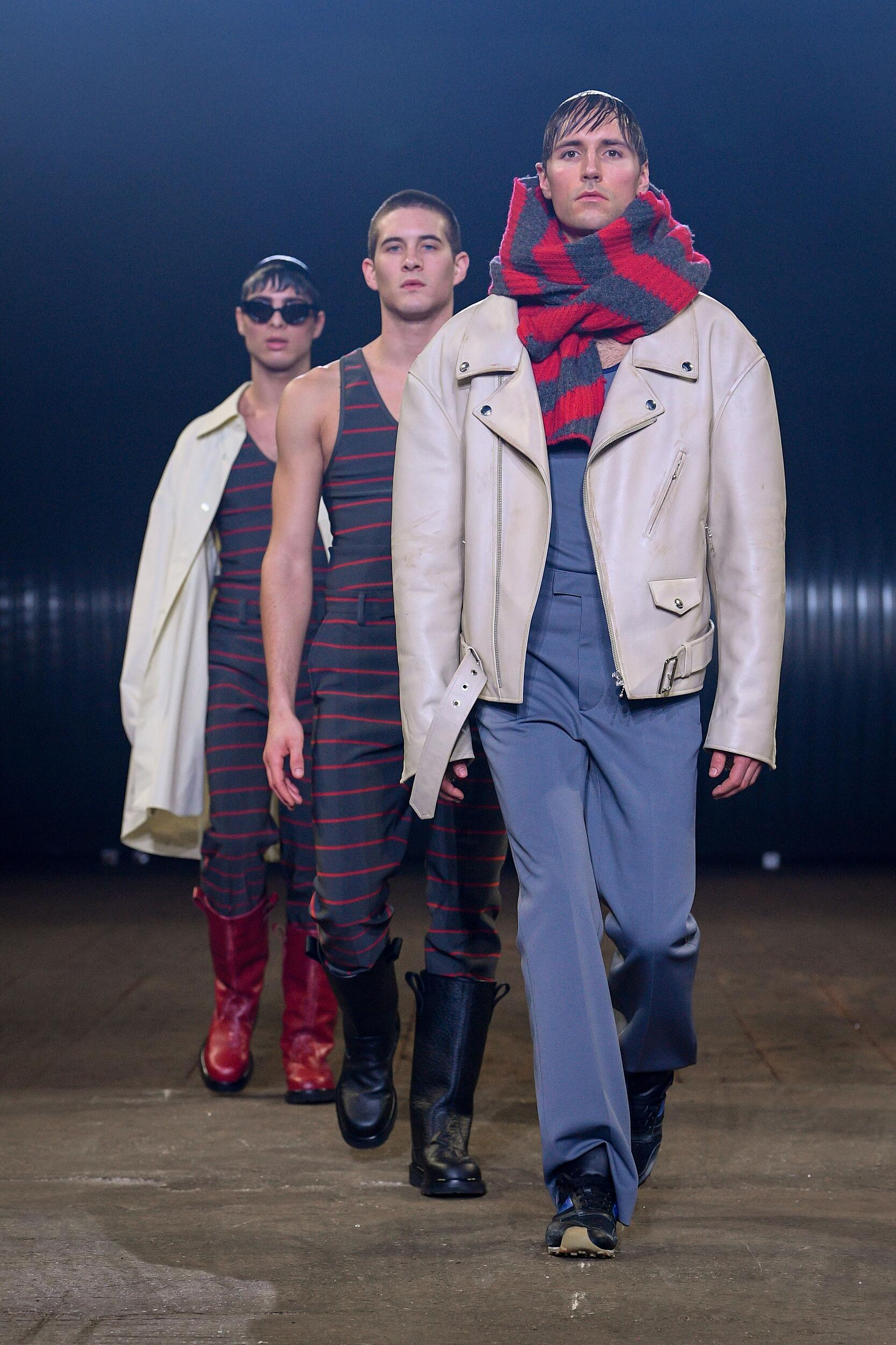 Marni Milan Fashion Week Menswear Trends