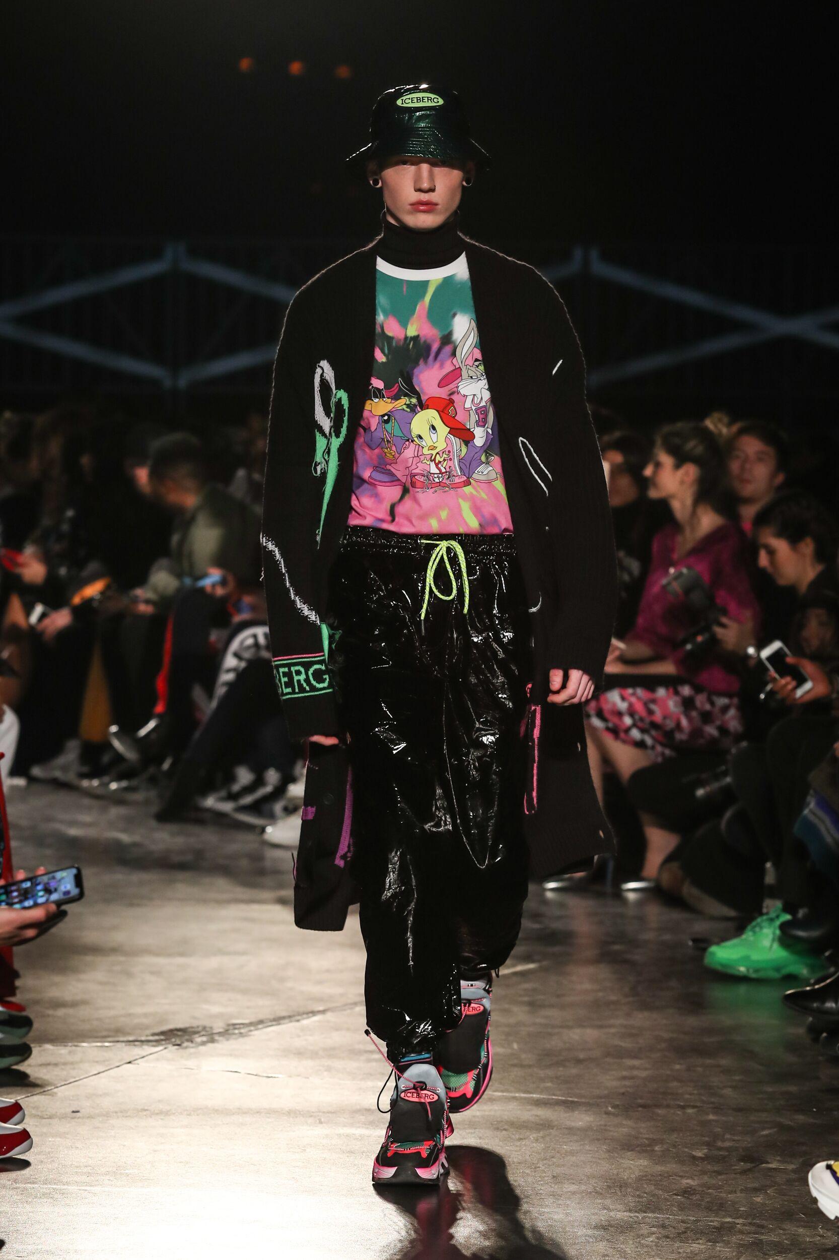 Menswear FW Iceberg 2020