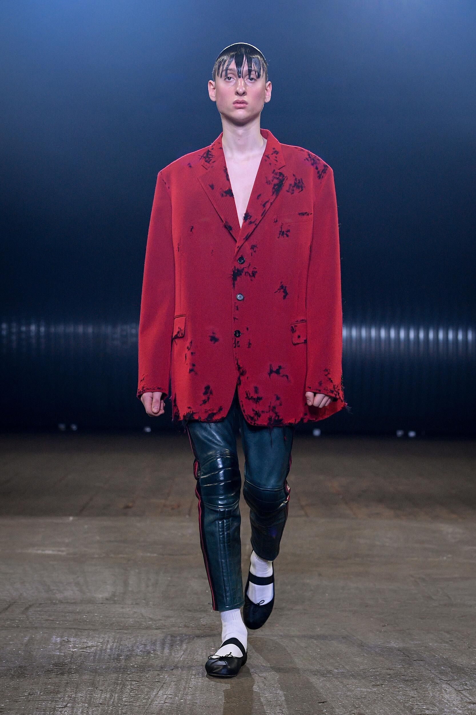 Menswear FW Marni 2020