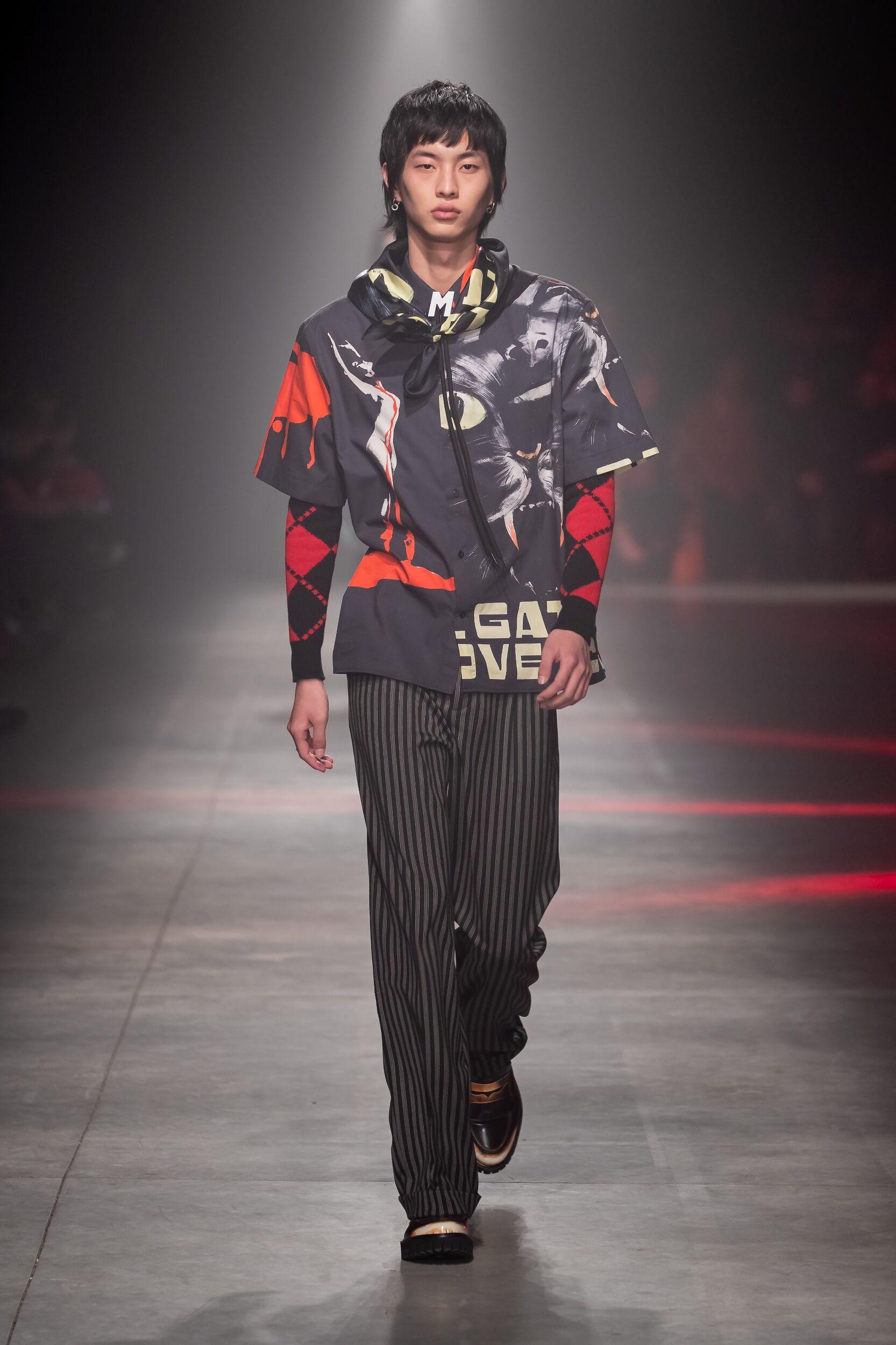 Menswear FW MSGM 2020