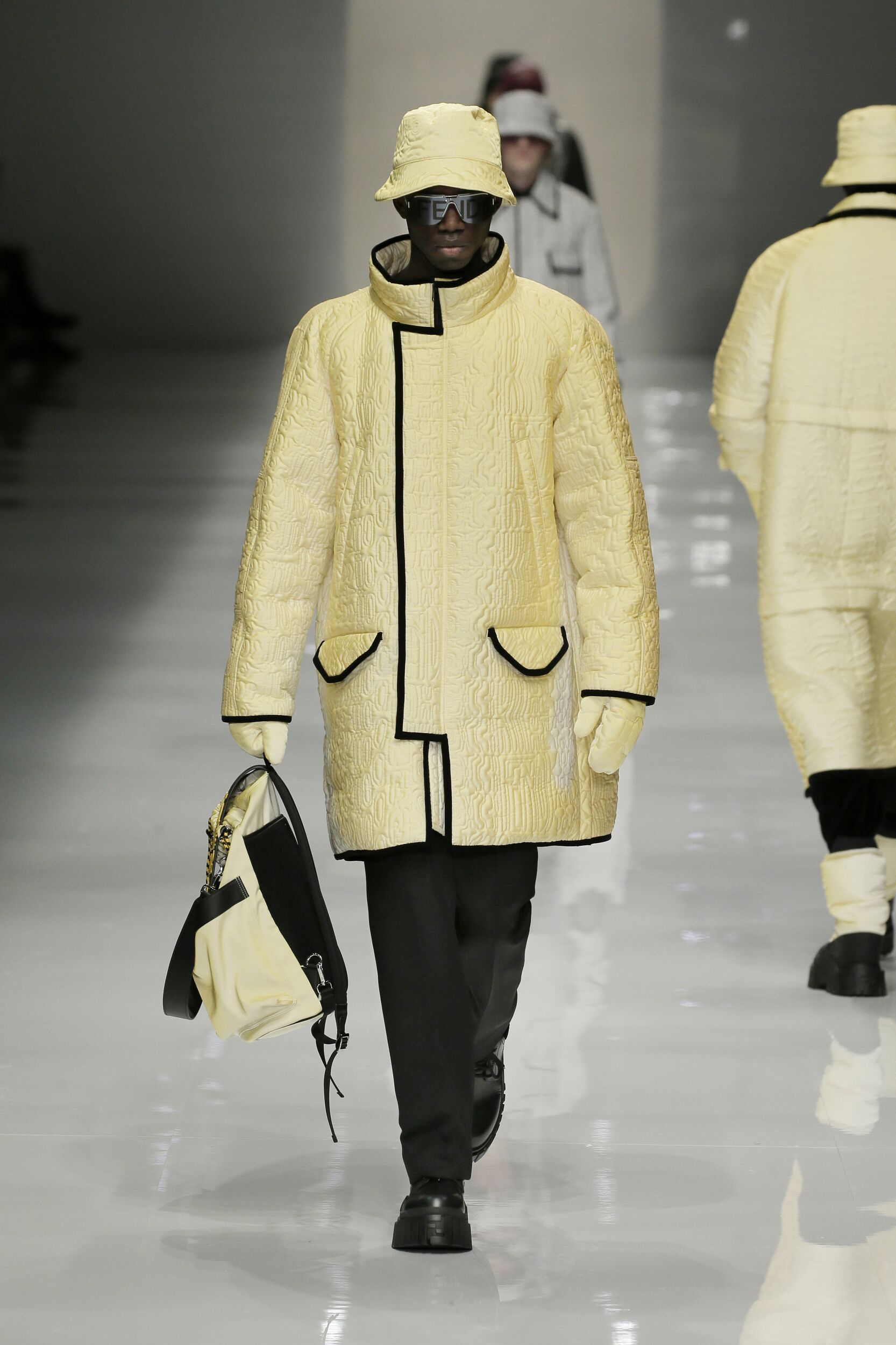 Menswear Fall Winter Fendi 2020 Trends