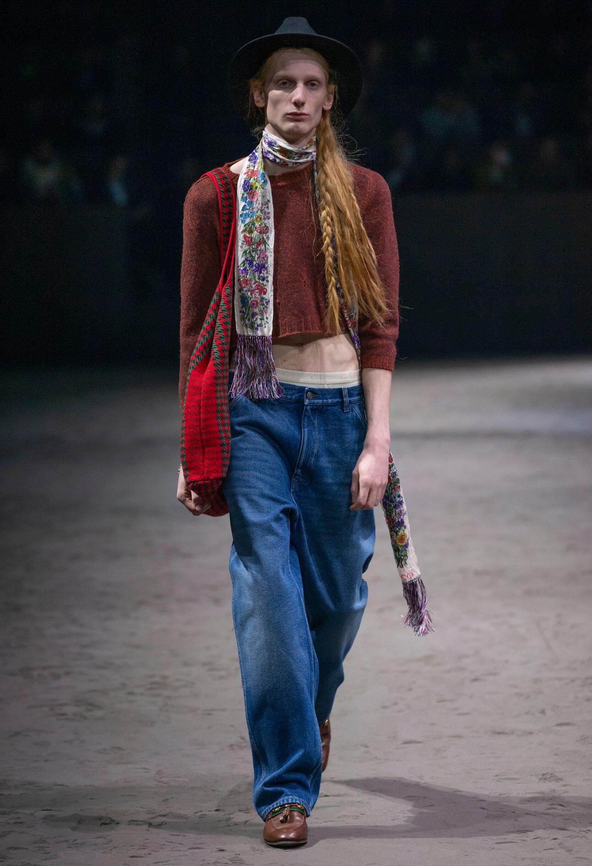 Menswear Fall Winter Gucci 2020 Trends