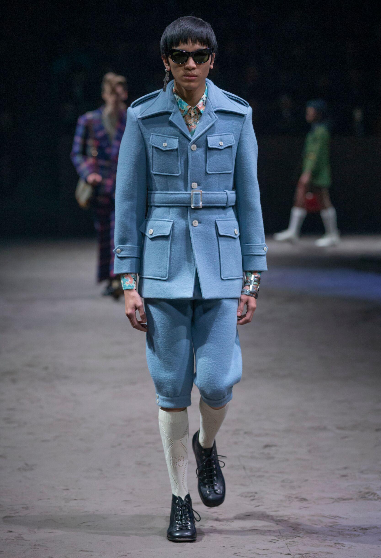 Menswear Winter Gucci 2020