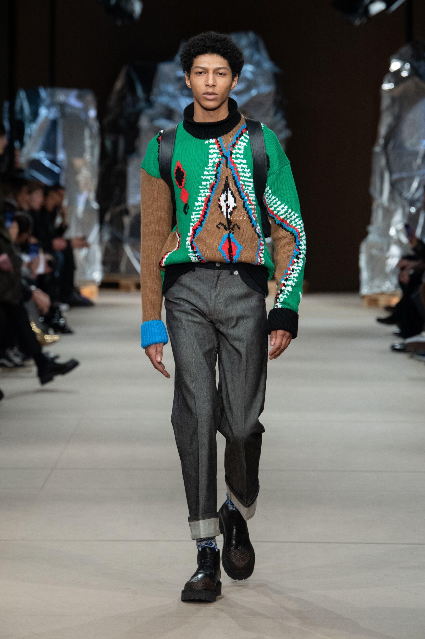 Menswear Winter Neil Barrett 2020