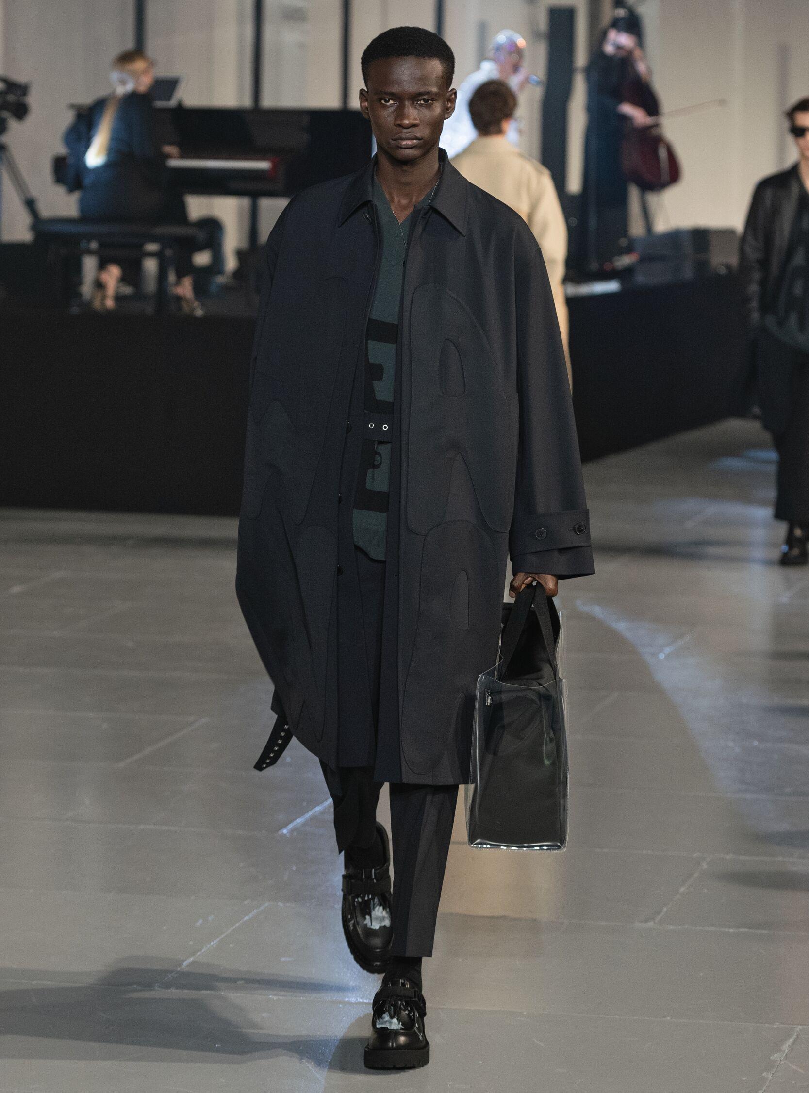 Menswear Winter Valentino 2020