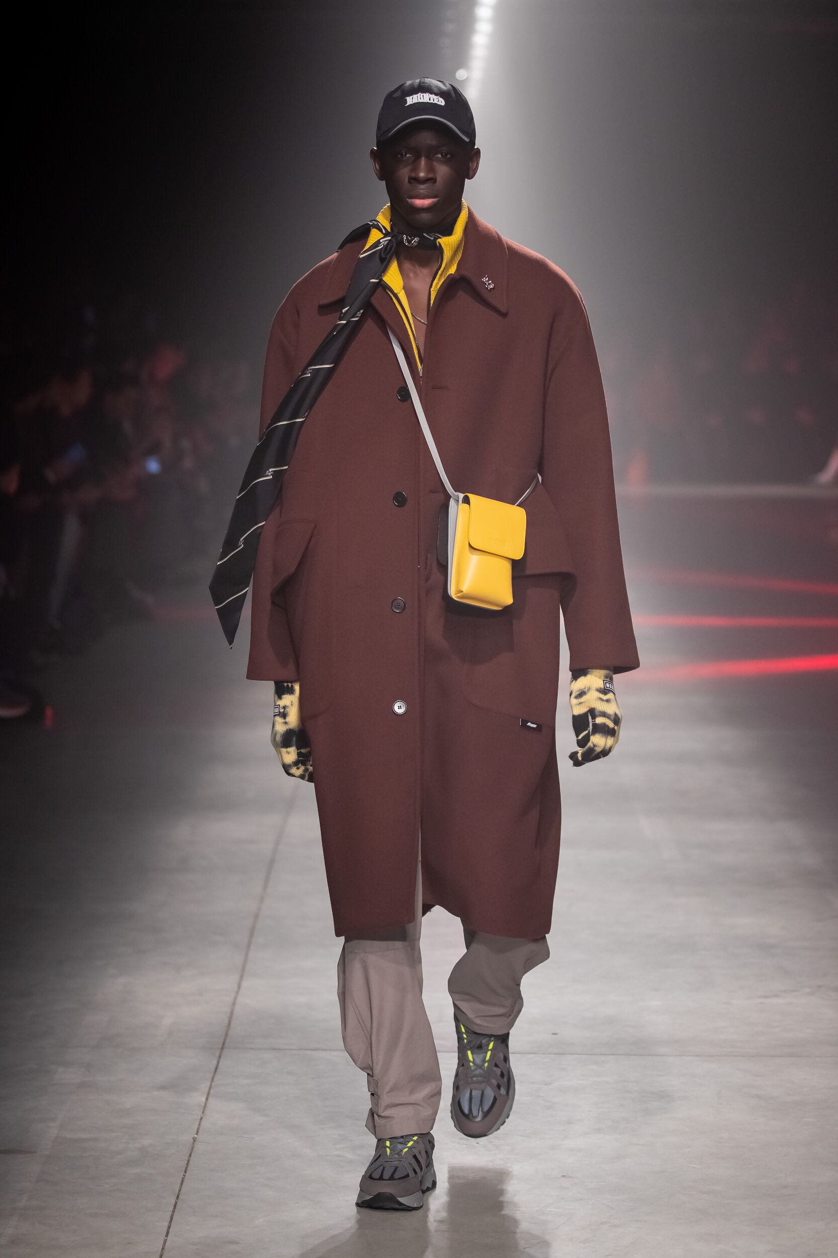 MSGM Fall Winter 2020 Mens Collection Milan Fashion Week