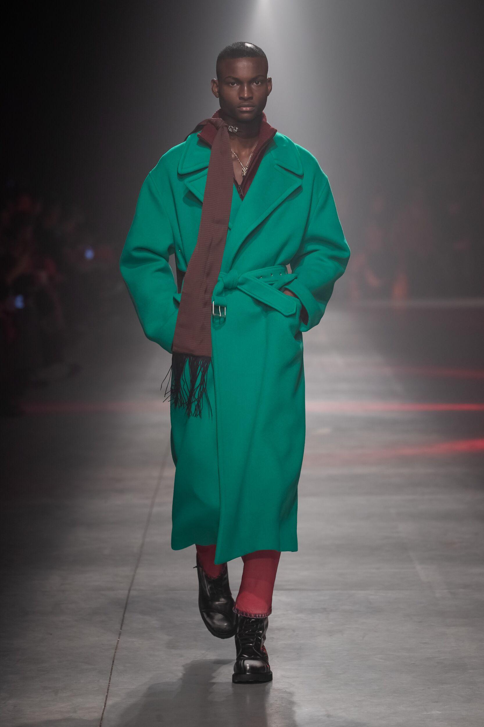 MSGM Milan Fashion Week Menswear Trends