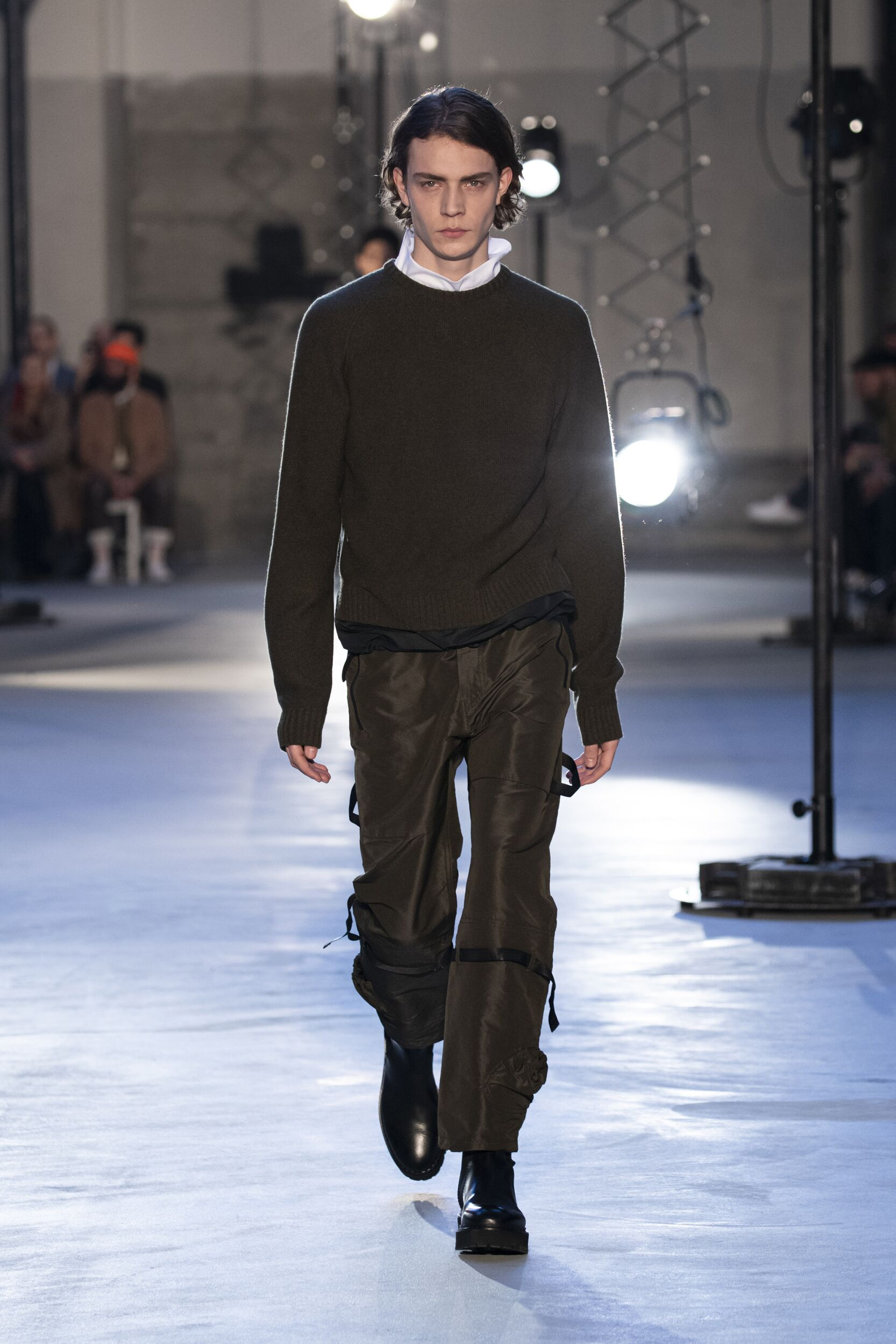 N°21 Fall Winter 2020 Mens Collection Milan Fashion Week