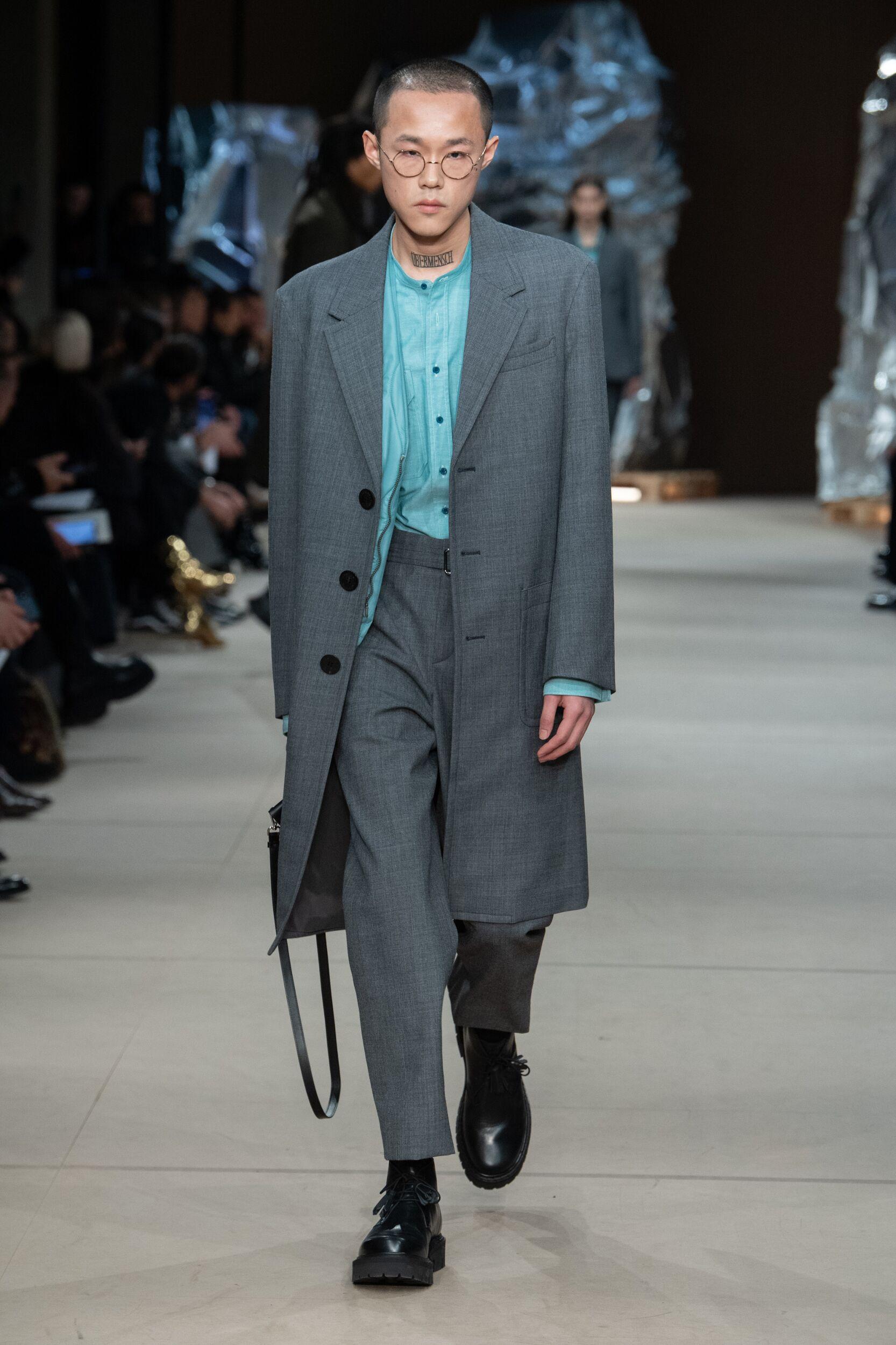 Neil Barrett FW 2020 Menswear