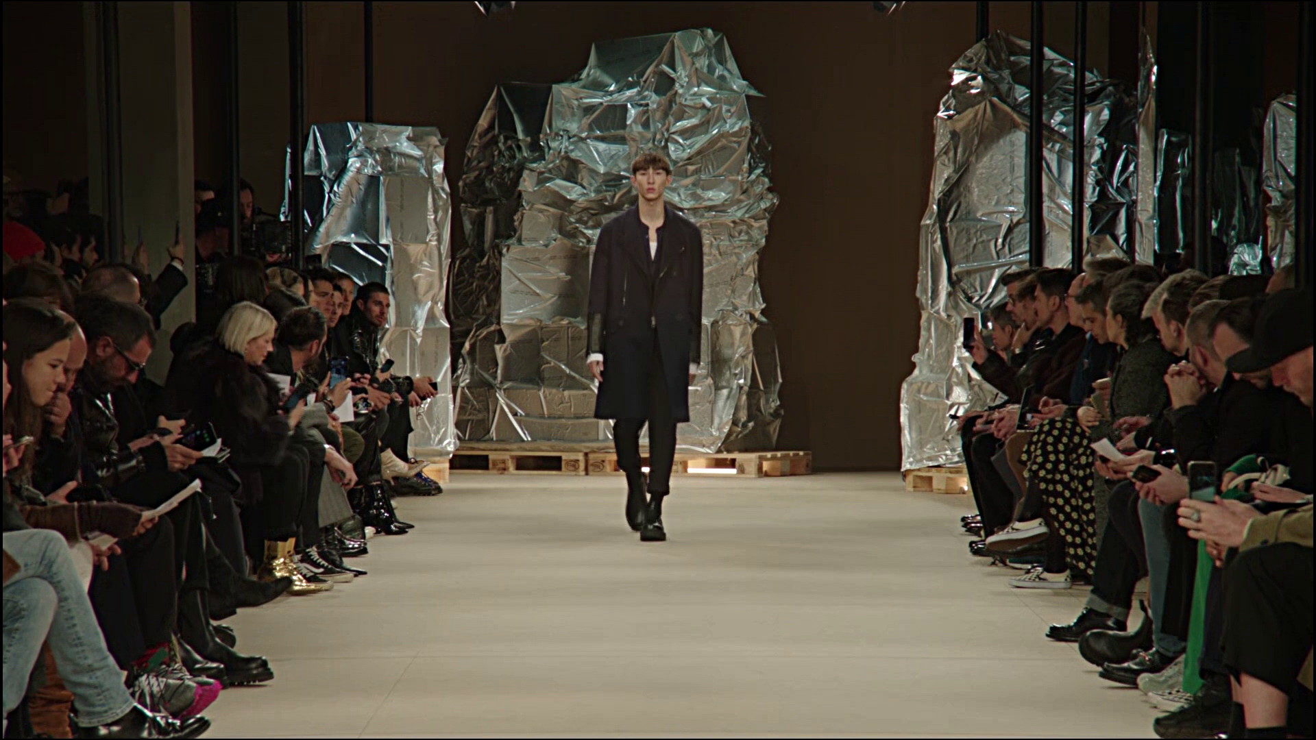 Neil Barrett Fall Winter 2020 Men's Fashion Show - Milan Fashion Week