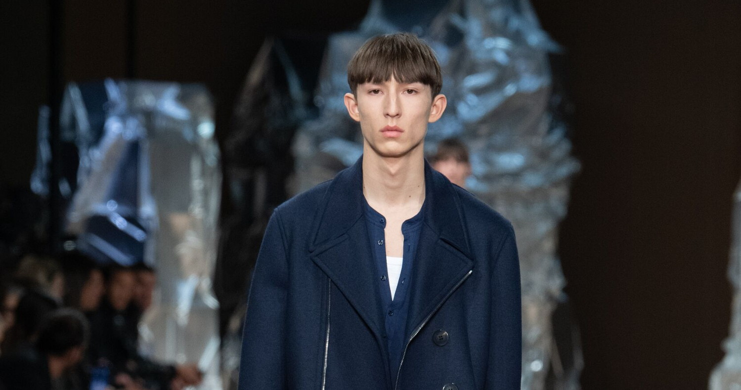 Neil Barrett Fashion Show FW 2020 Milan