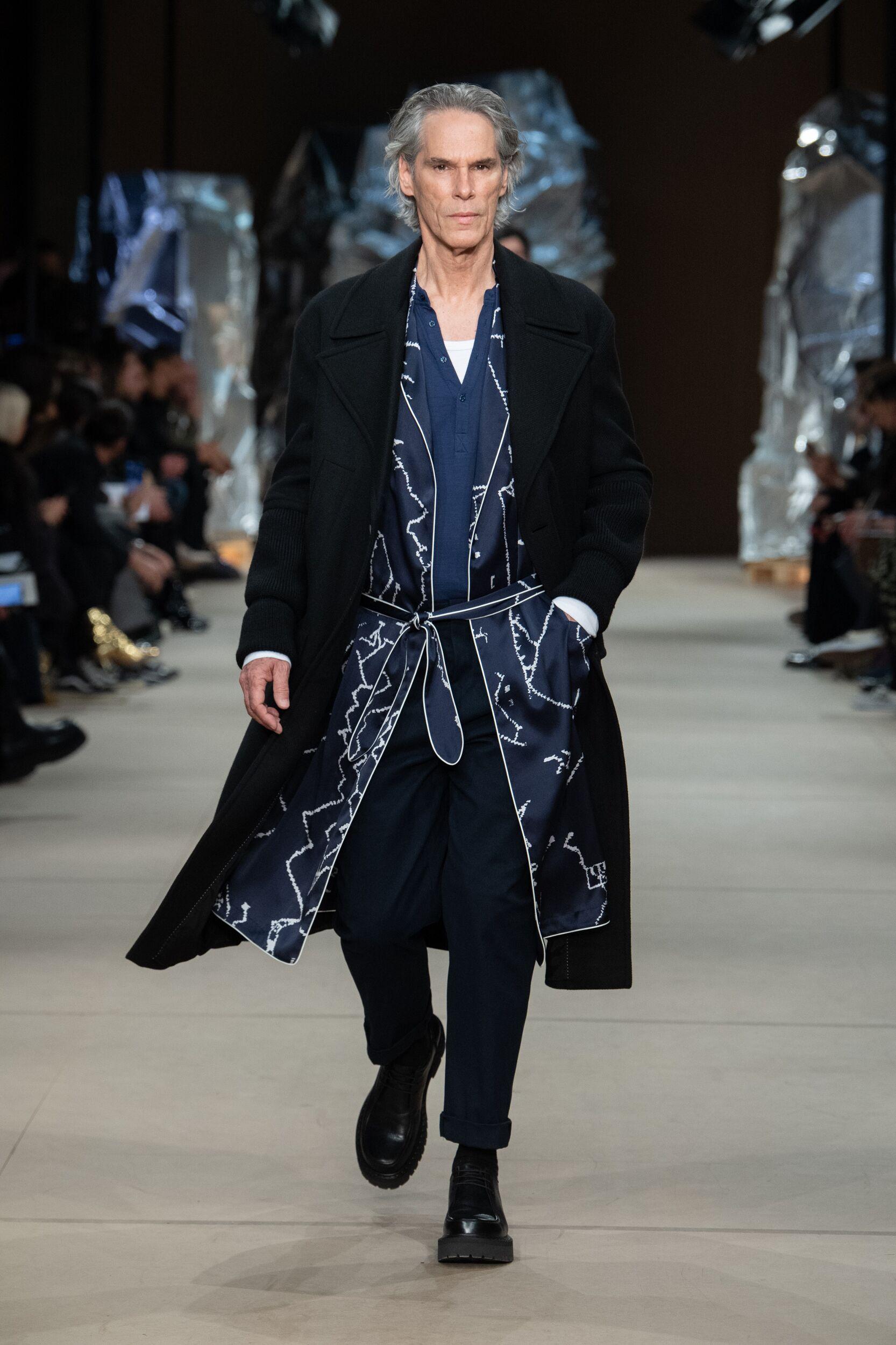 Neil Barrett Menswear Fashion Show