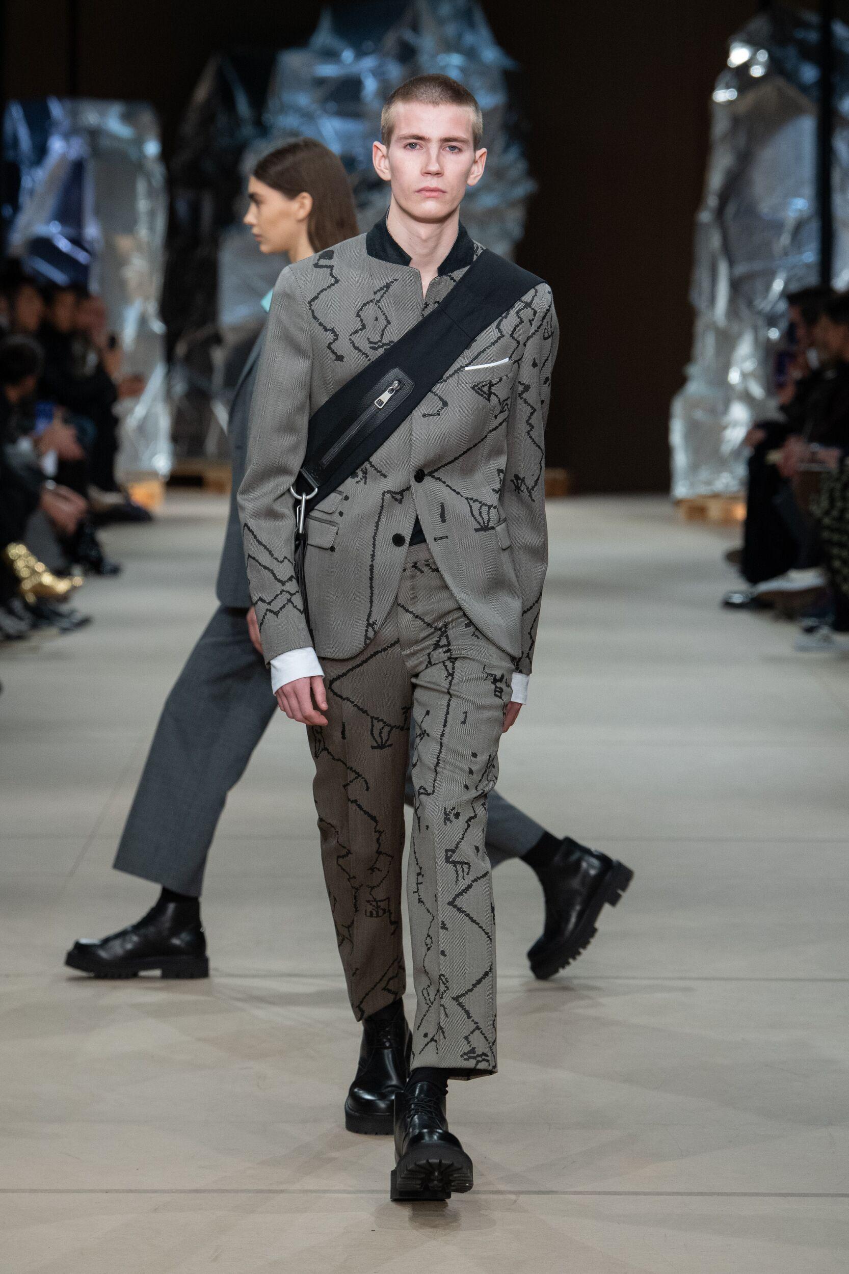 Neil Barrett Milan Fashion Week Menswear Trends