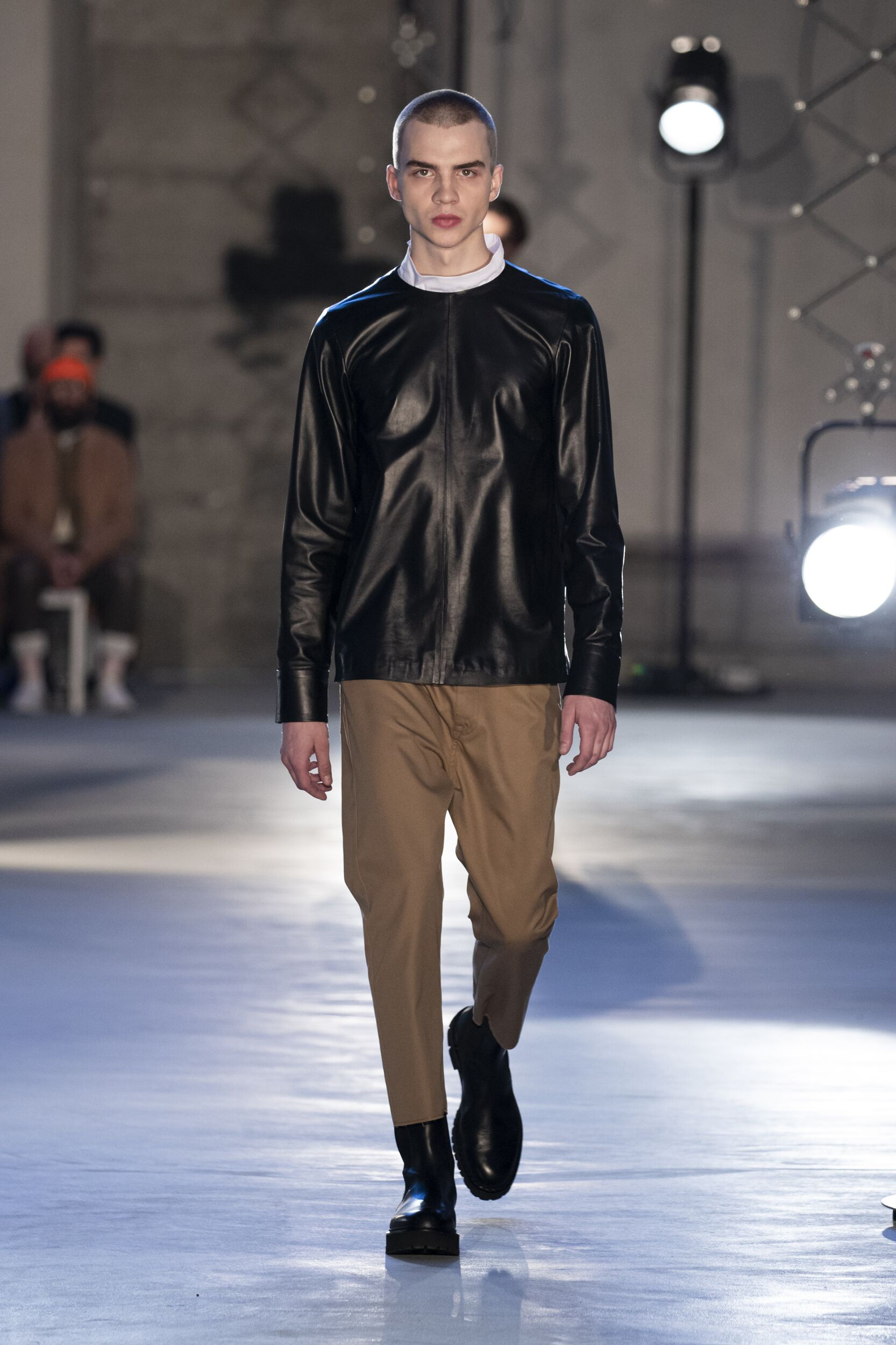Runway N°21 Fall Winter 2020 Men's Collection Milan Fashion Week
