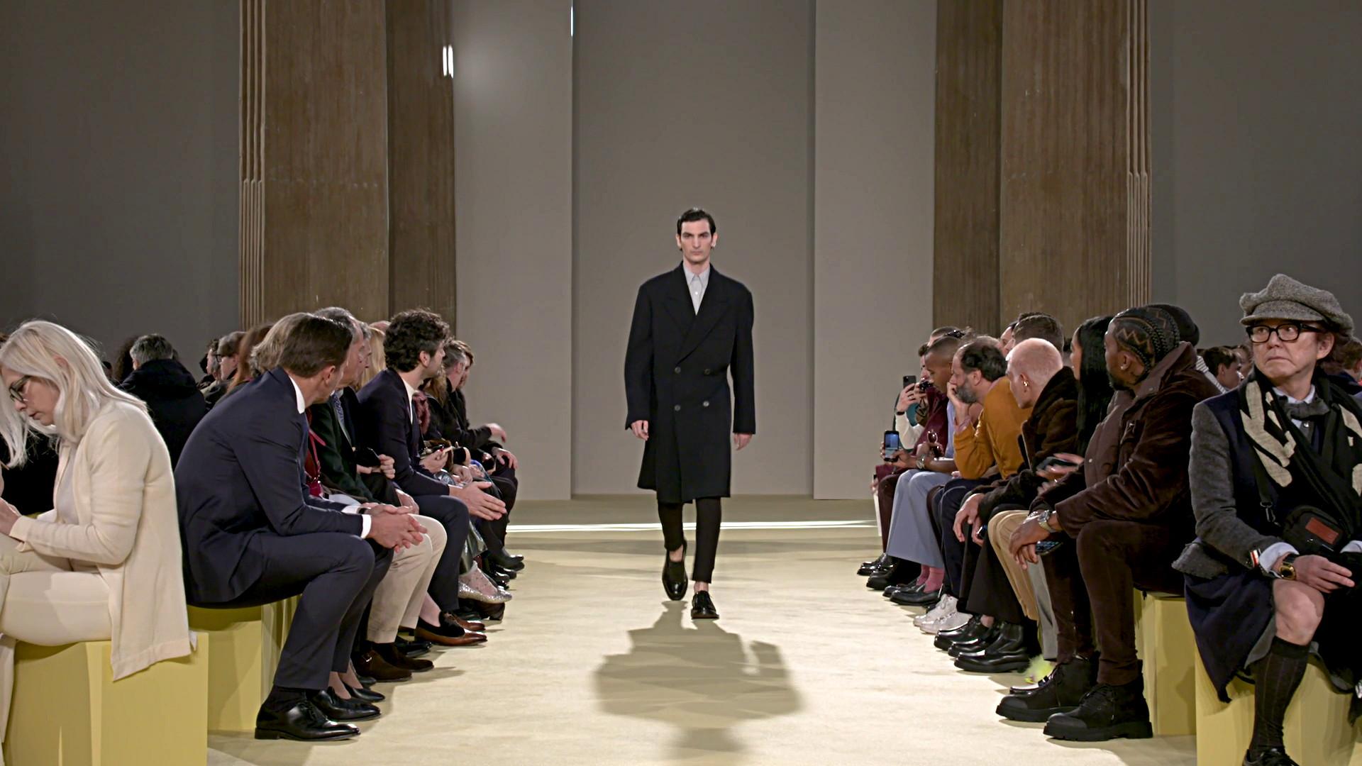 Salvatore Ferragamo Fall Winter 2020 Men's Fashion Show - Milan Fashion Week