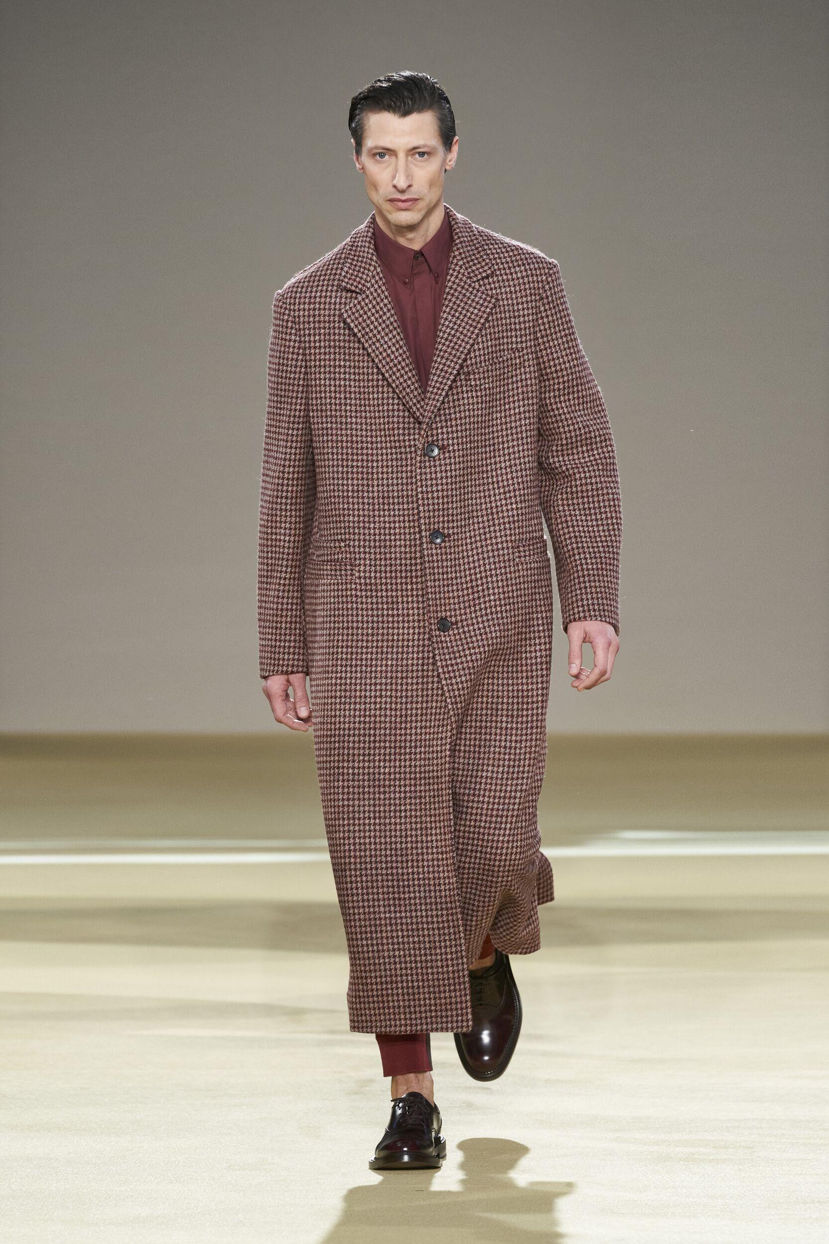 Salvatore Ferragamo Menswear Fashion Show