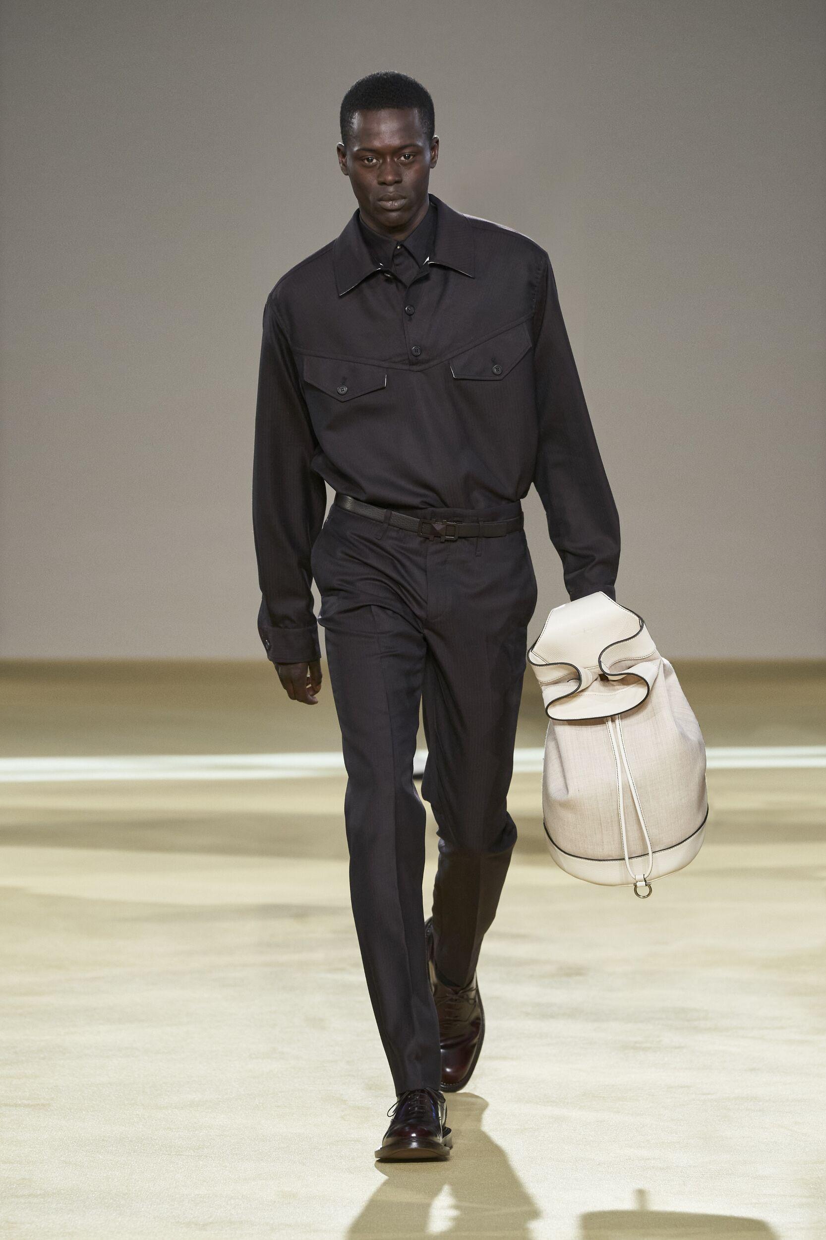 Salvatore Ferragamo Milan Fashion Week Menswear Trends