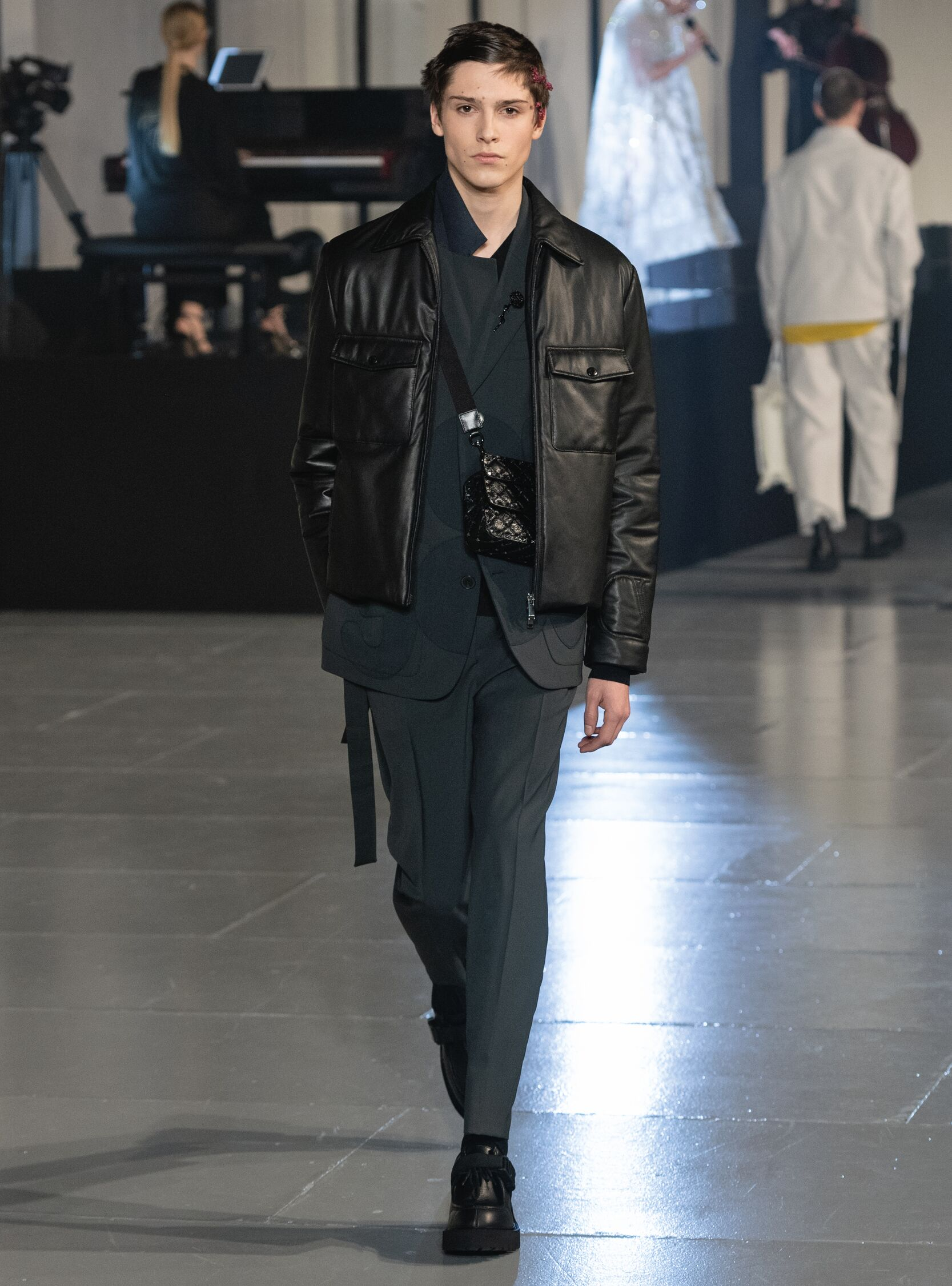 Valentino 2020 Paris Men Trends