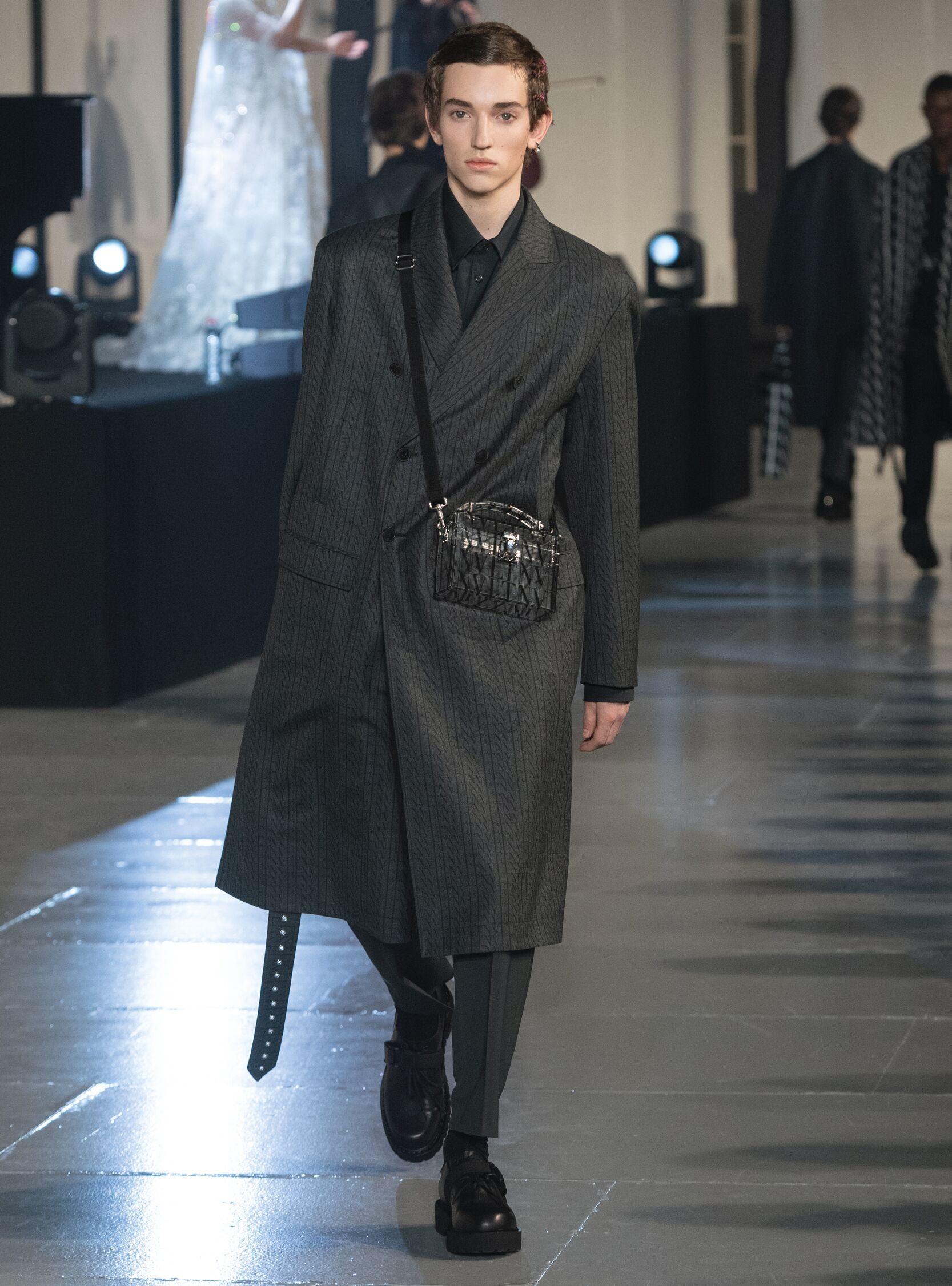 Valentino Menswear Fashion Show