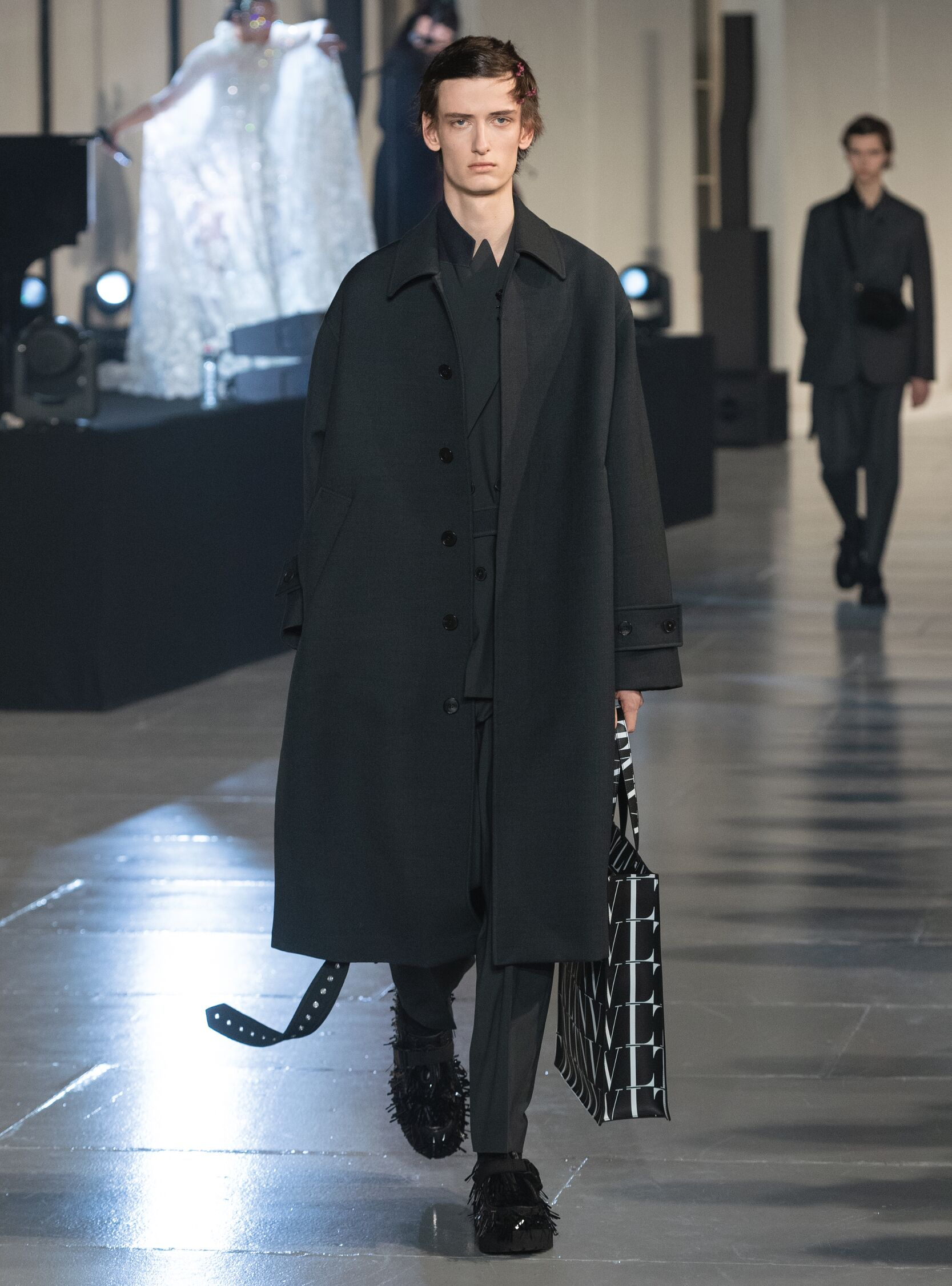 Valentino Paris Fashion Week Menswear Trends
