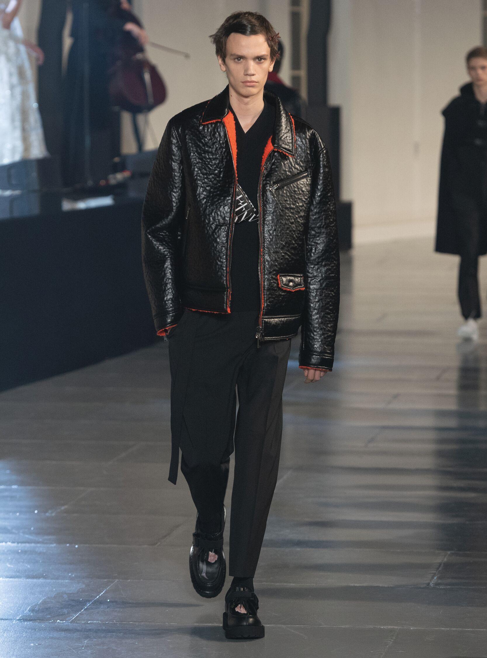 Valentino Winter 2020 Catwalk