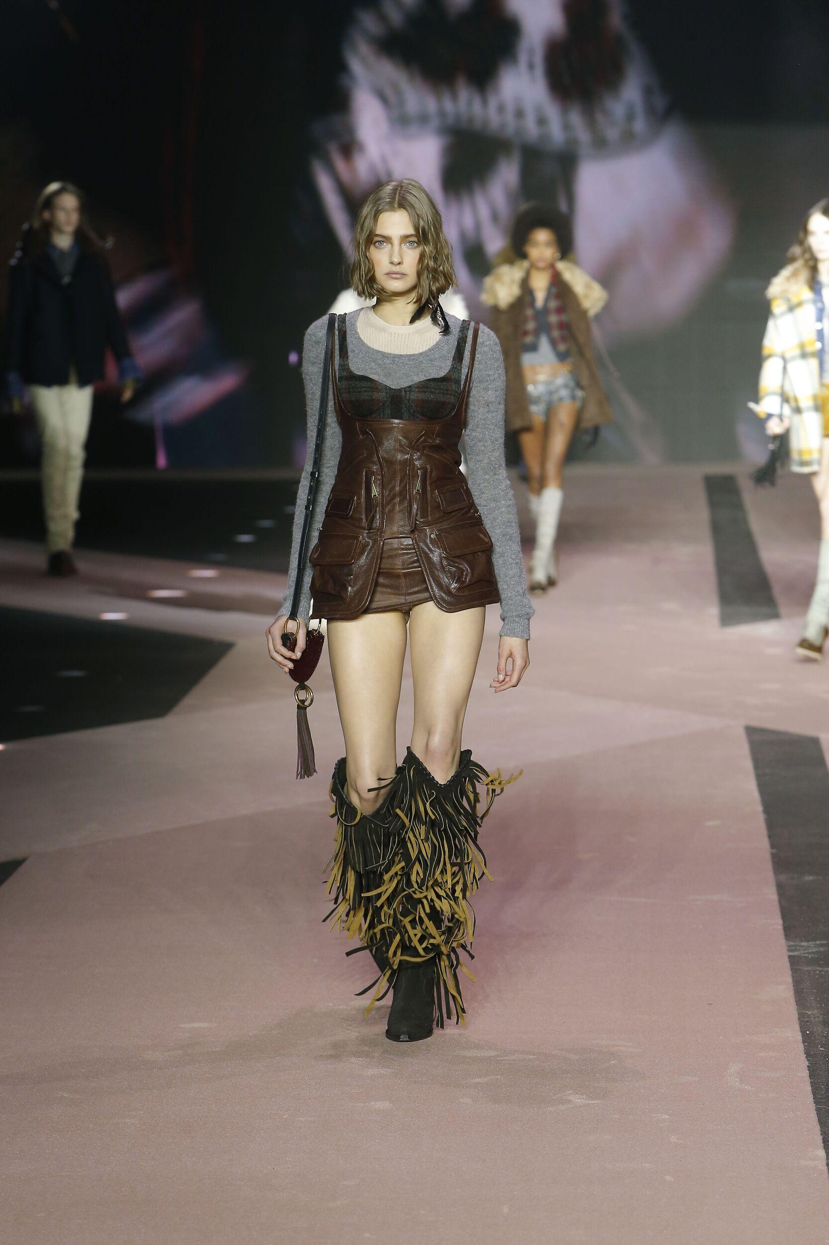 Winter 2020 Fashion Trends Dsquared2