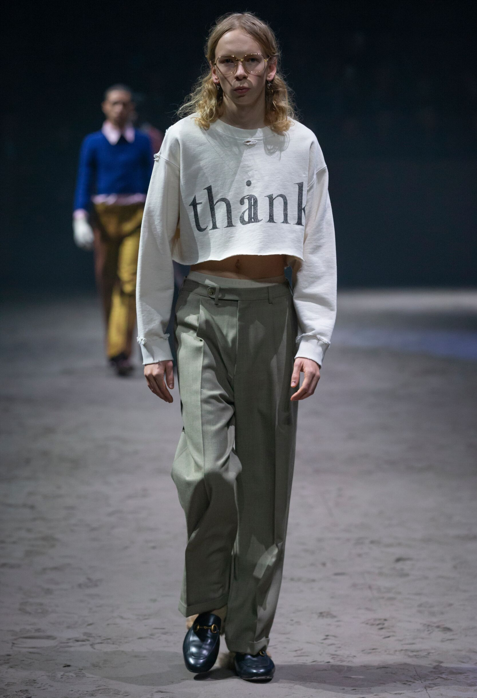 Winter 2020 Man Trends Gucci