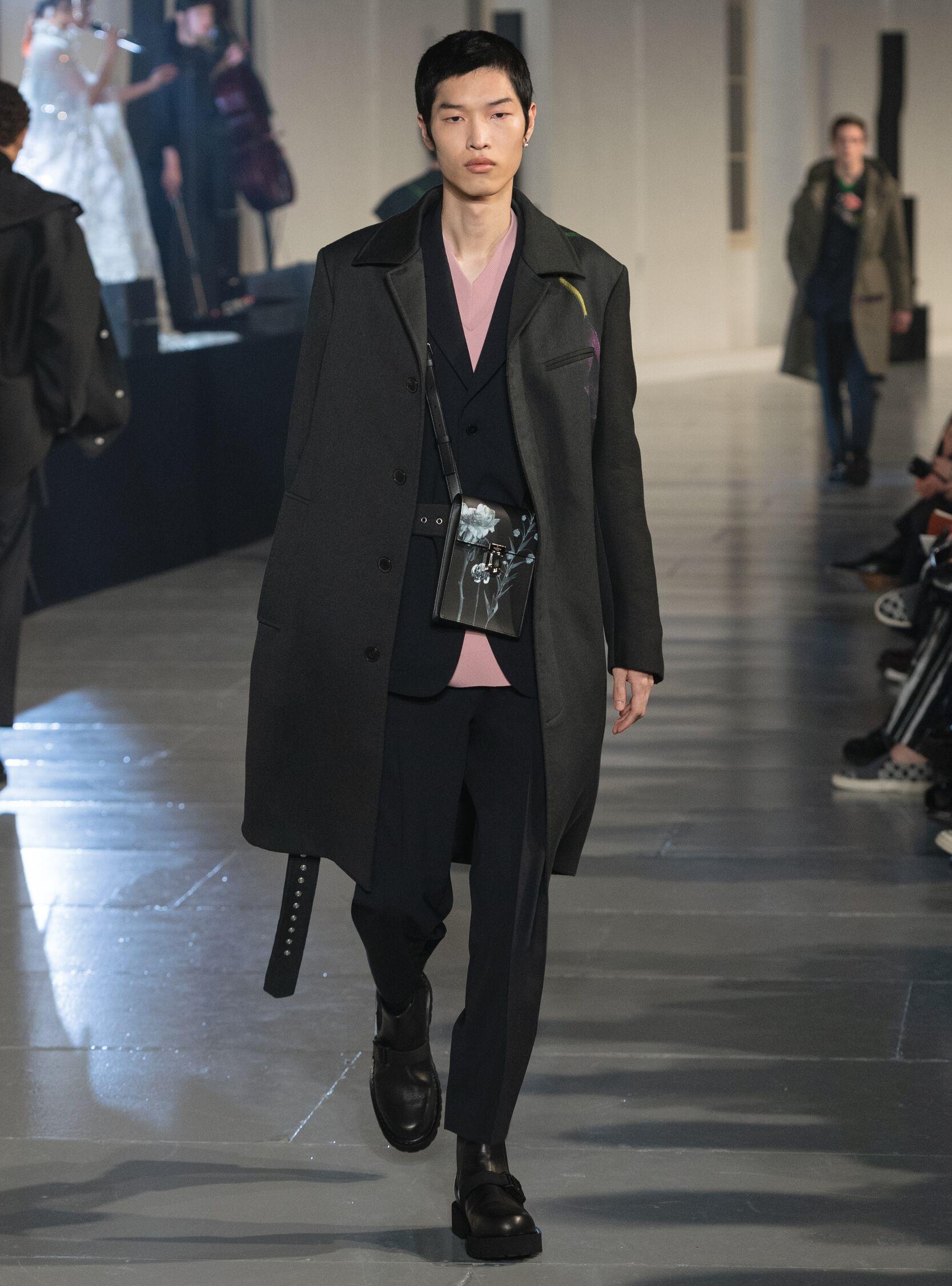Winter 2020 Man Trends Valentino