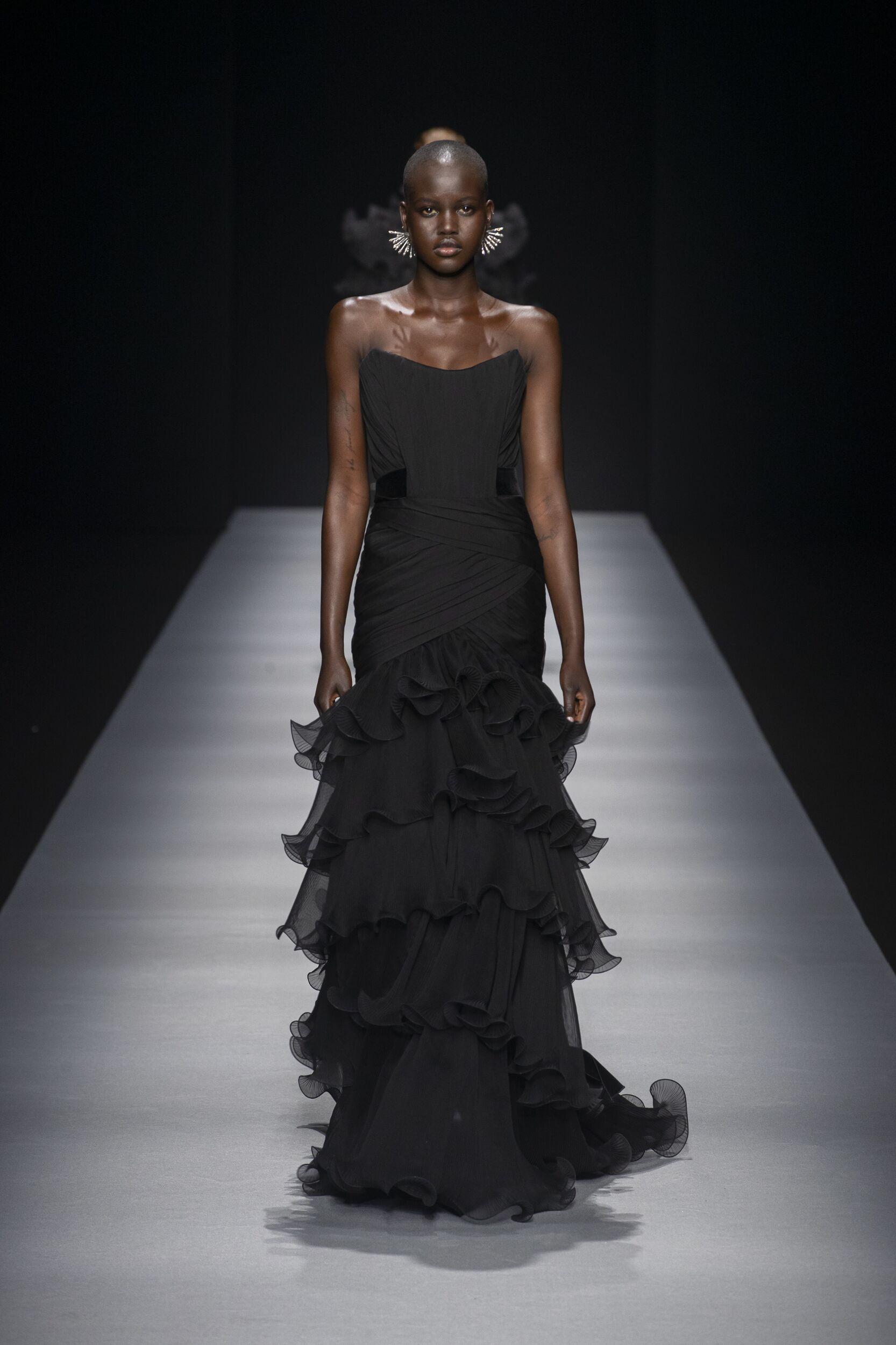 2020 Alberta Ferretti Catwalk Milan Fashion Week