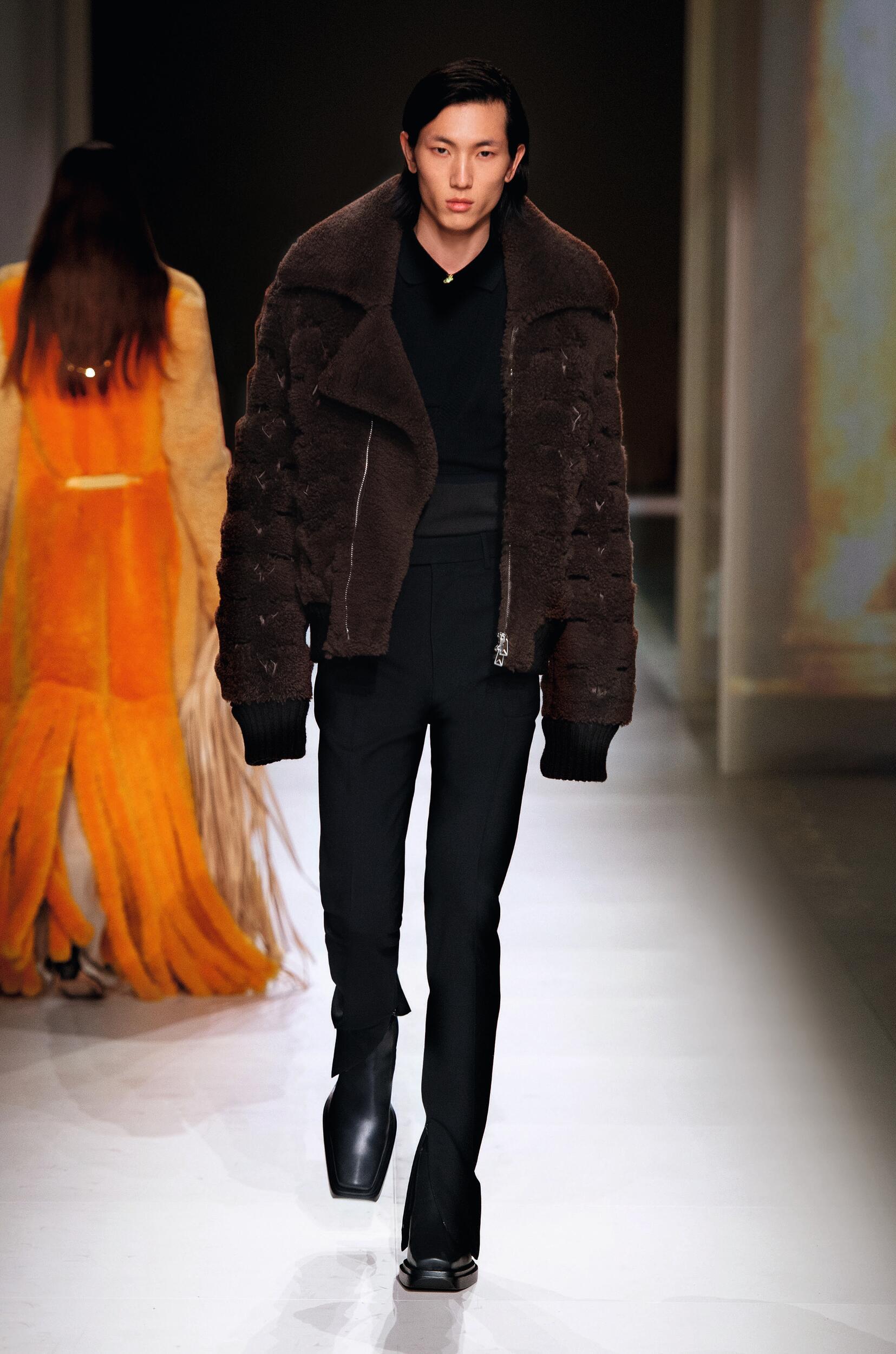 2020 Bottega Veneta Catwalk Milan Fashion Week