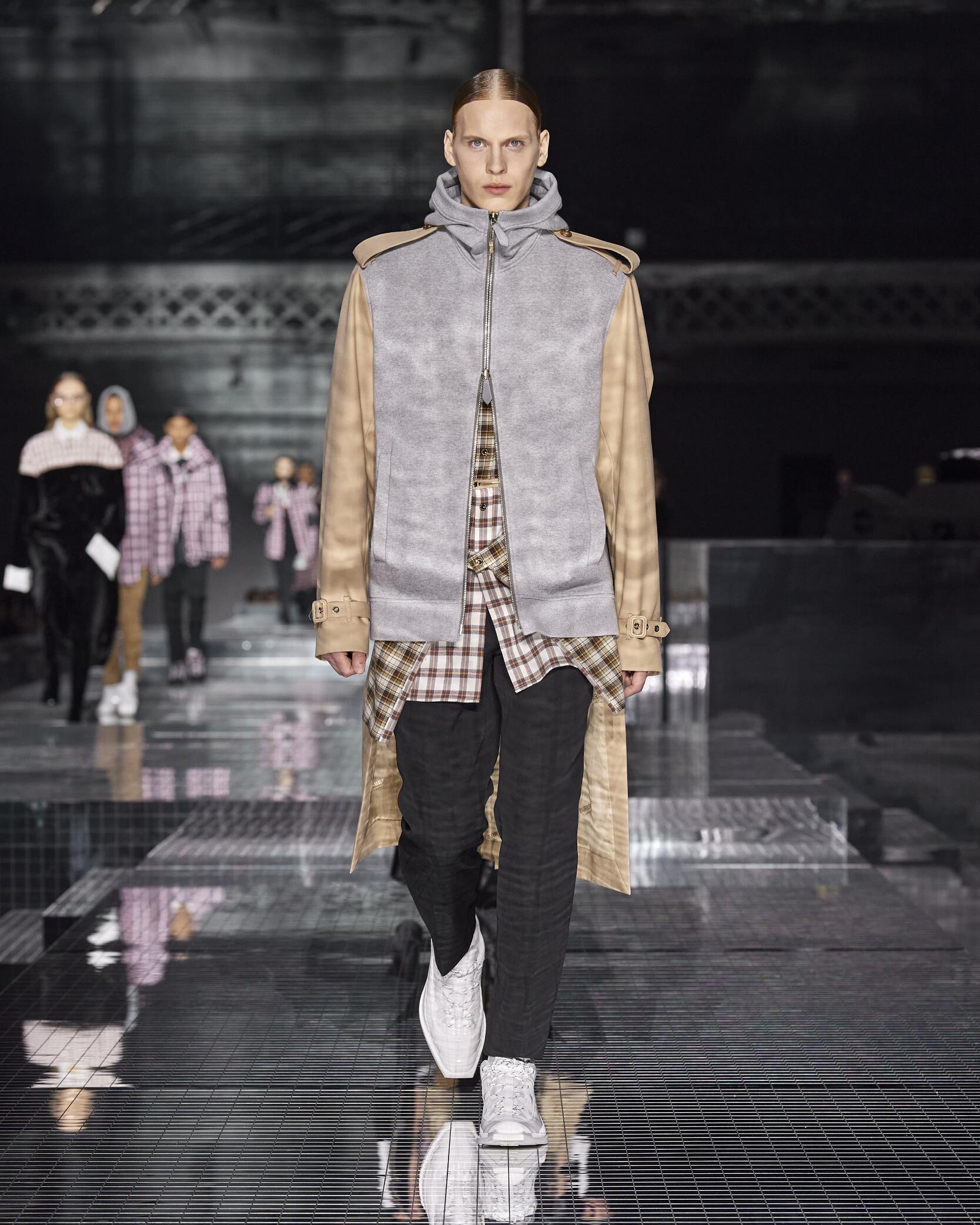 2020 Burberry Men Trends London Fashion Week