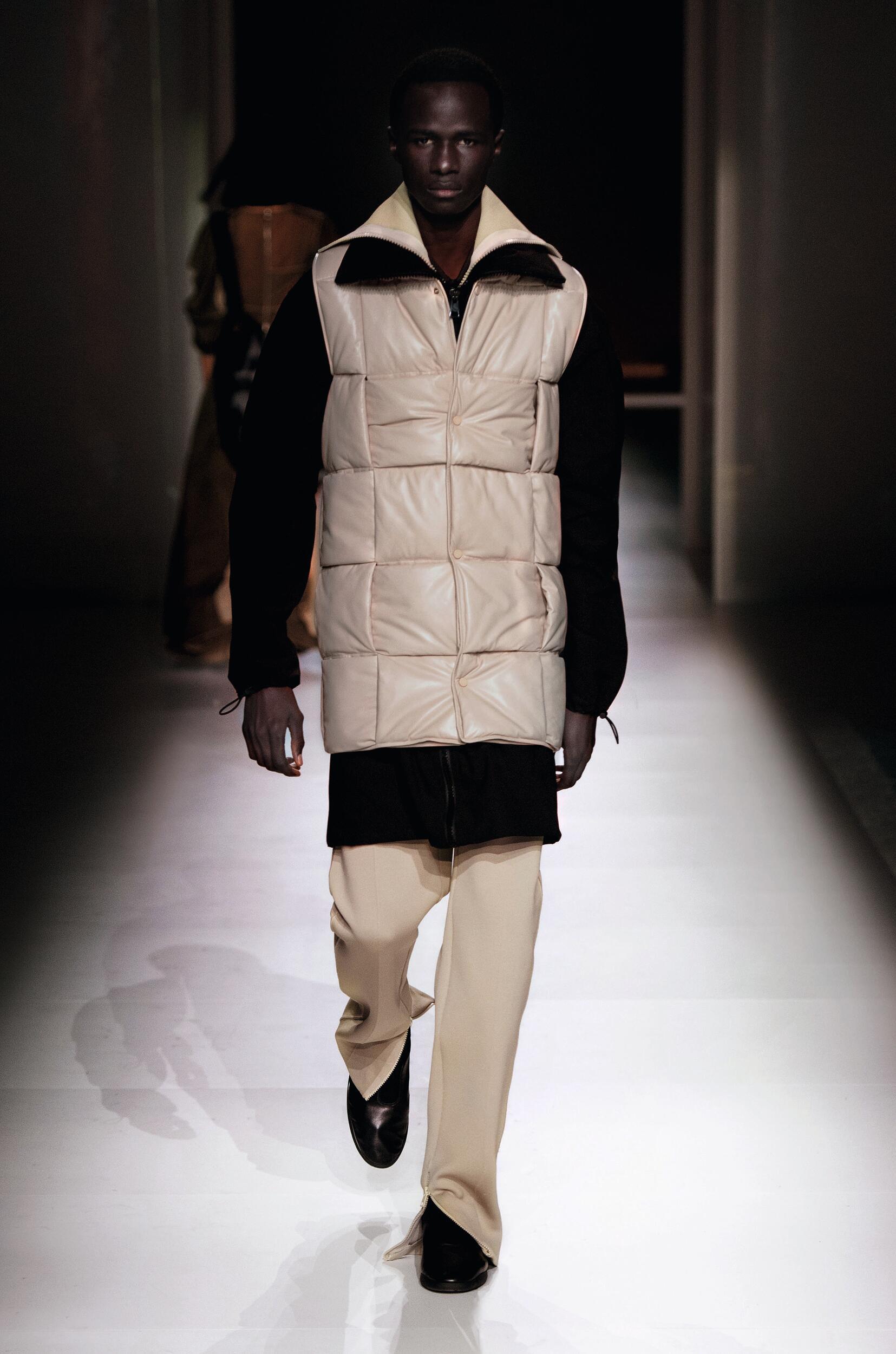 2020 Catwalk Bottega Veneta Man Fashion Show Winter