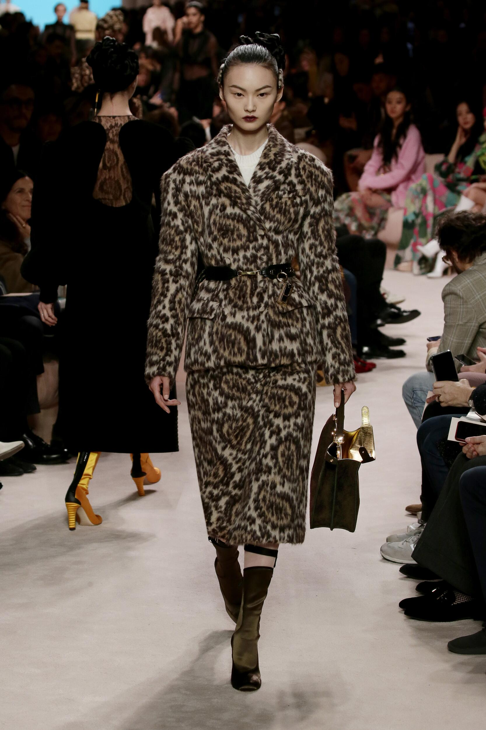 2020 Catwalk Fendi