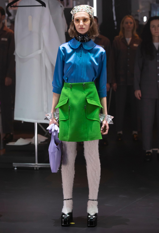 2020 Catwalk Gucci