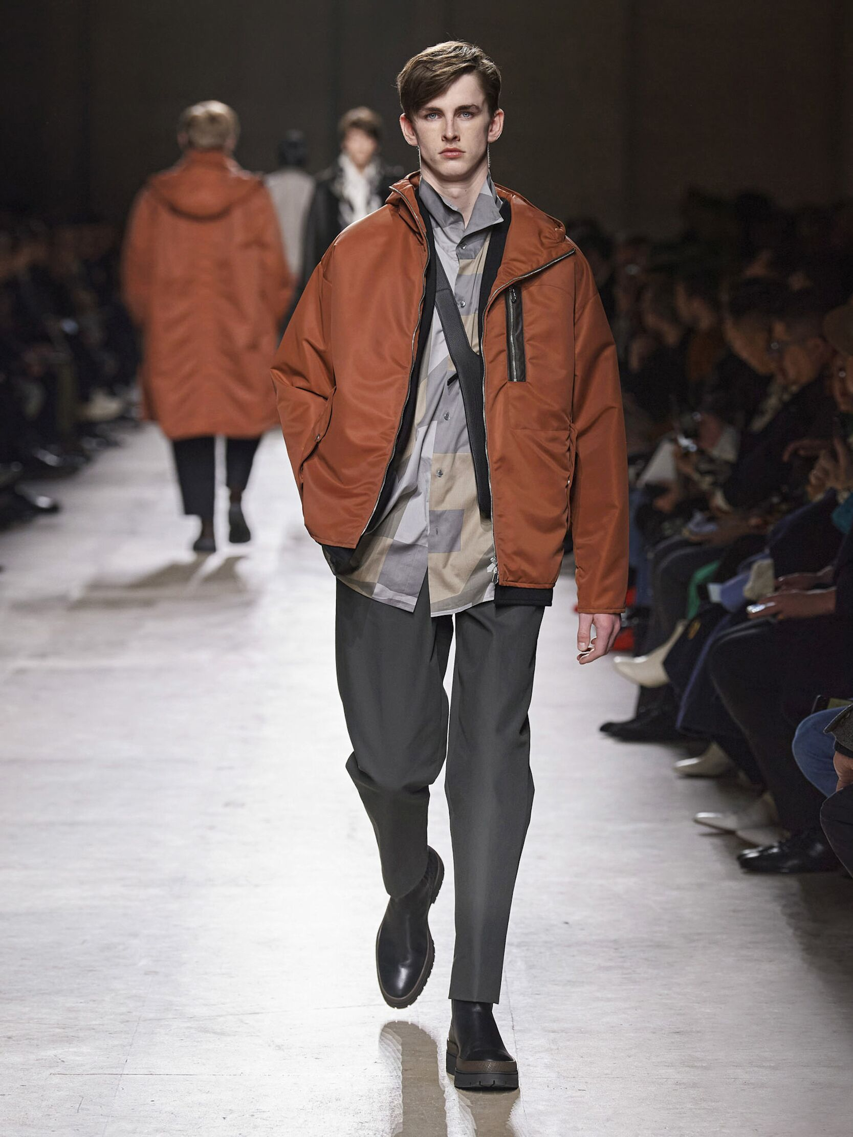 2020 Catwalk Hermès Winter