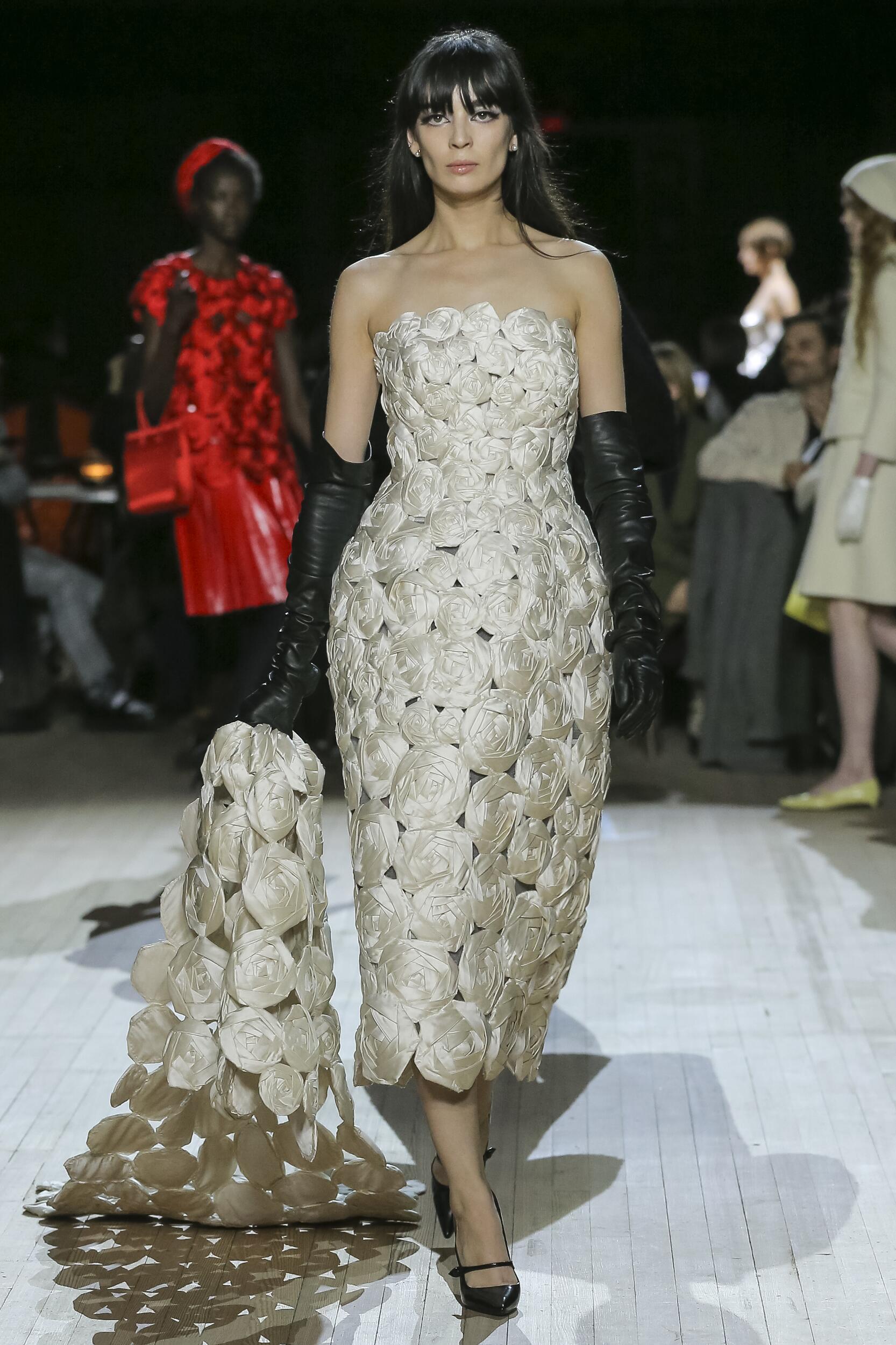 2020 Catwalk Marc Jacobs Woman Fashion Show Winter