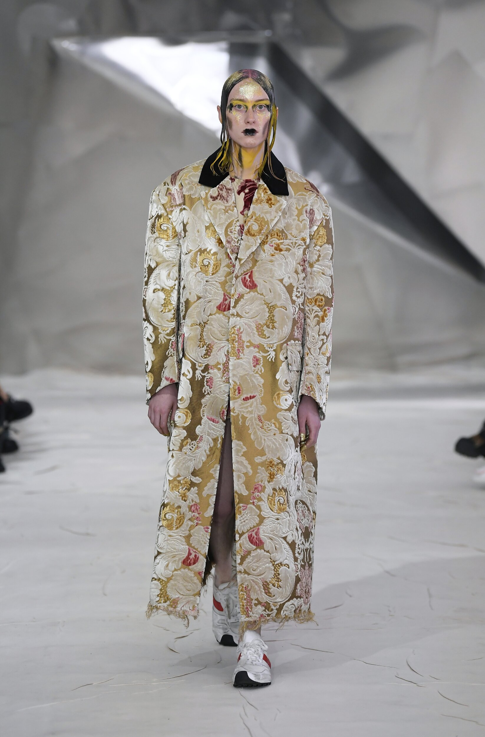 2020 Catwalk Marni Woman Fashion Show Winter
