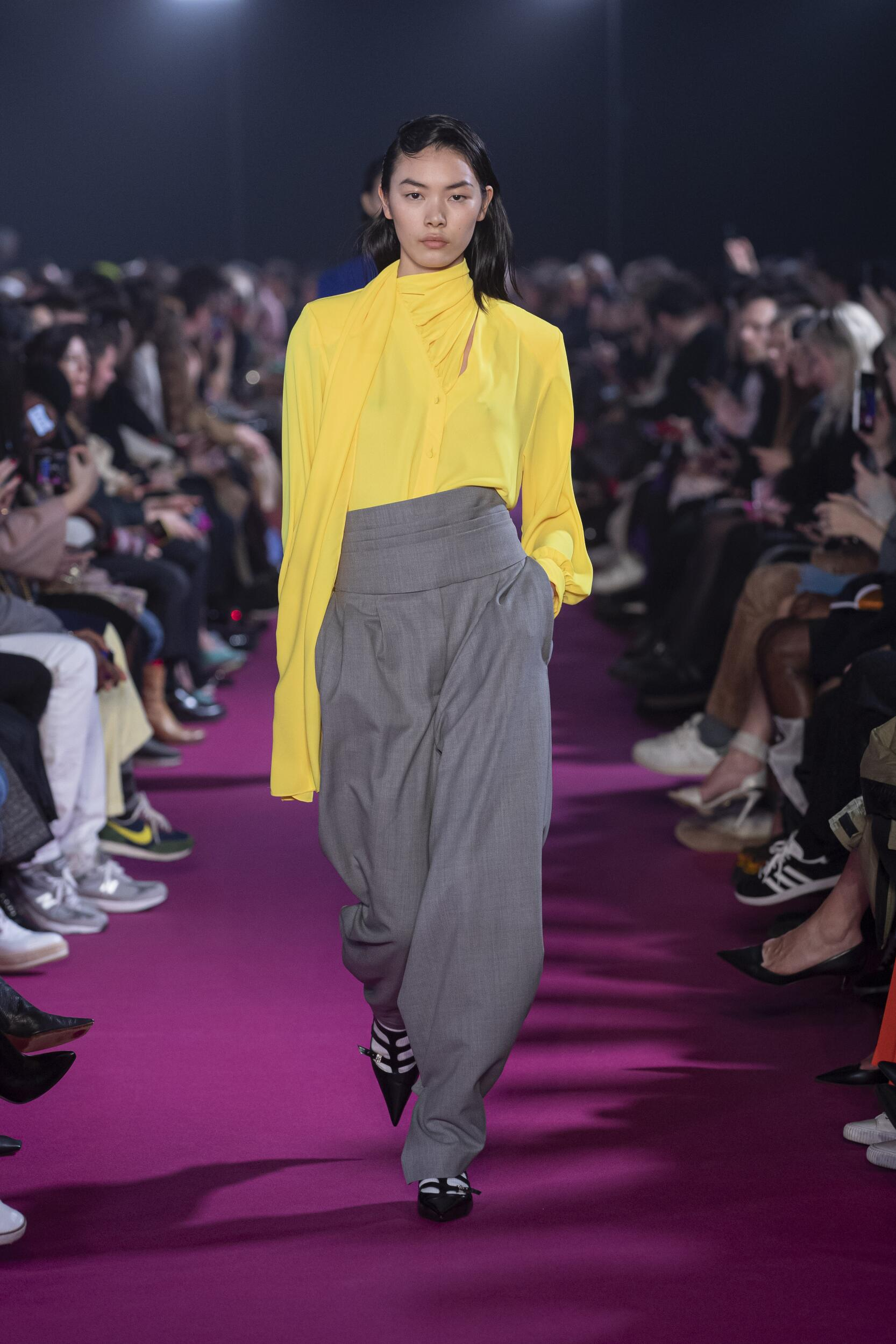 2020 Catwalk MSGM Winter