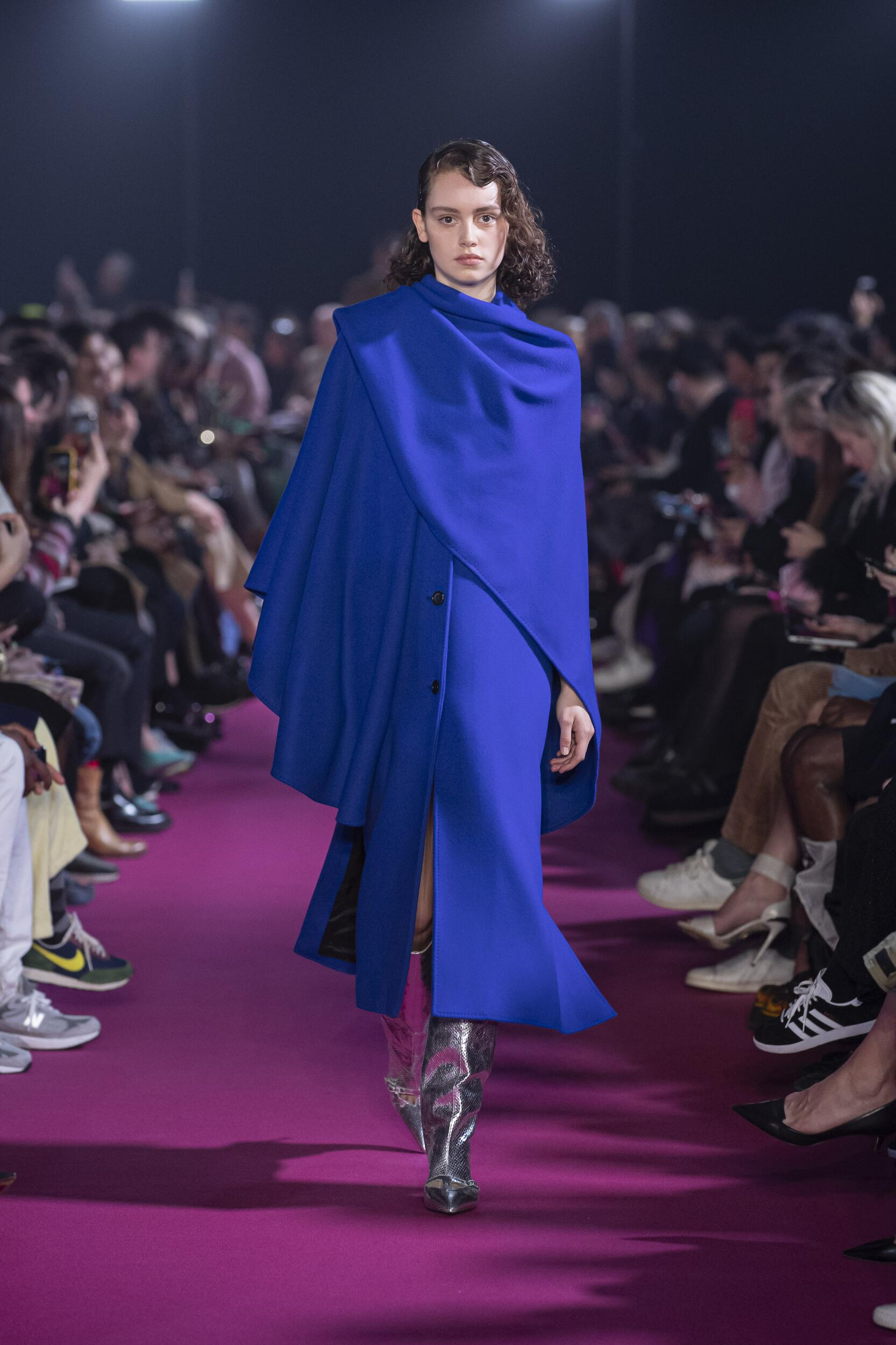 2020 Catwalk MSGM Woman Fashion Show Winter