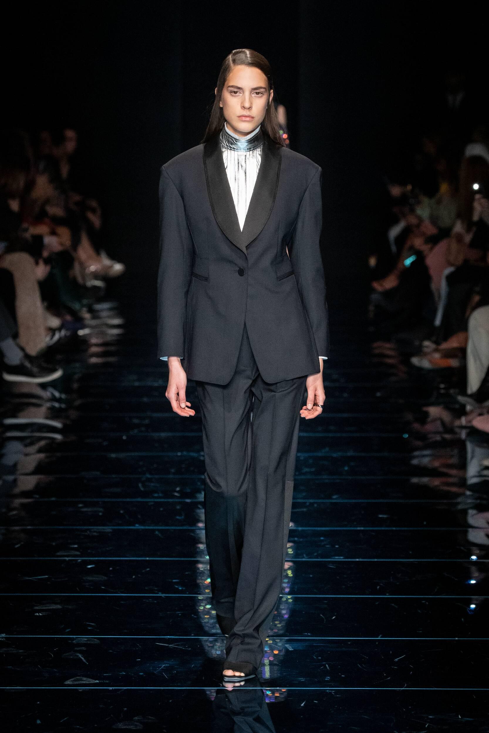 2020 Catwalk Sportmax Woman Fashion Show Winter