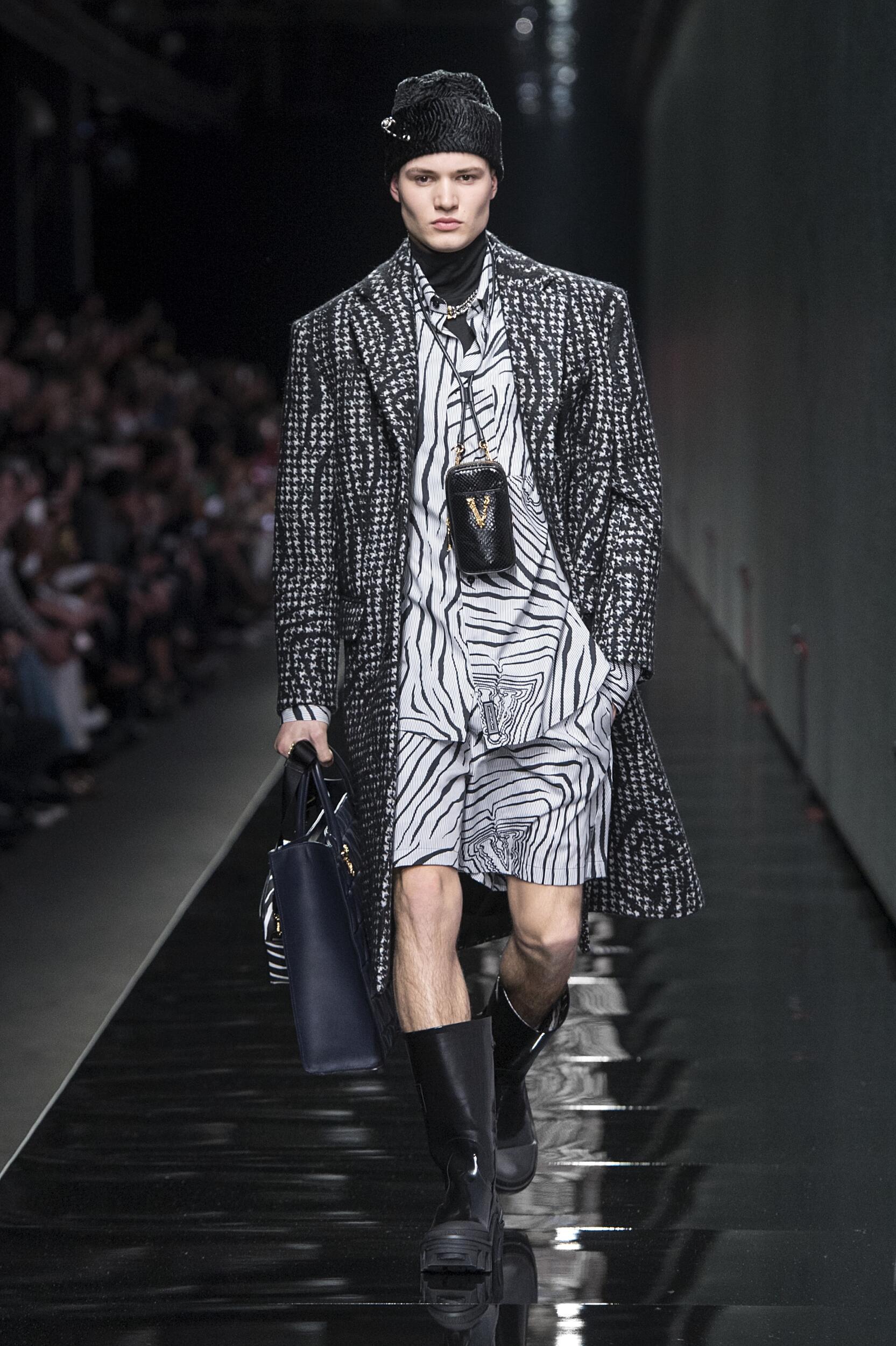 2020 Catwalk Versace Winter