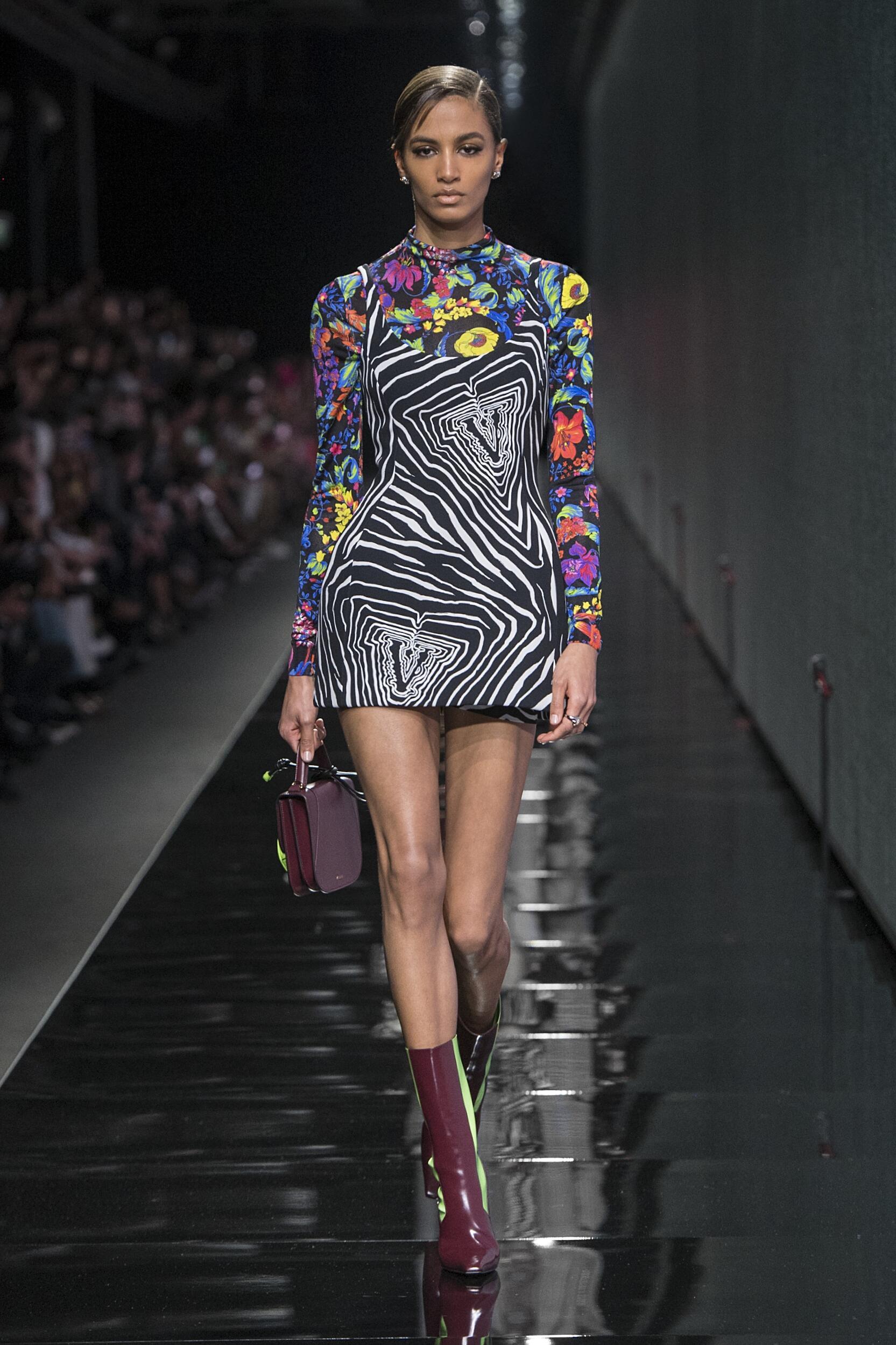 2020 Catwalk Versace