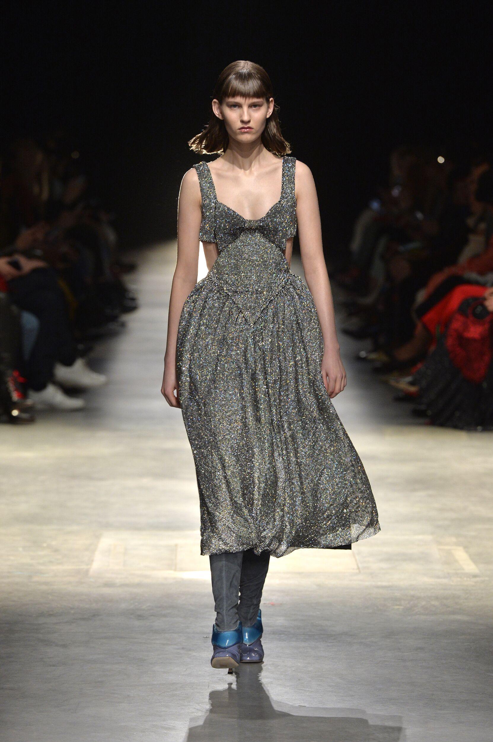 2020 Christopher Kane Trends London Fashion Week