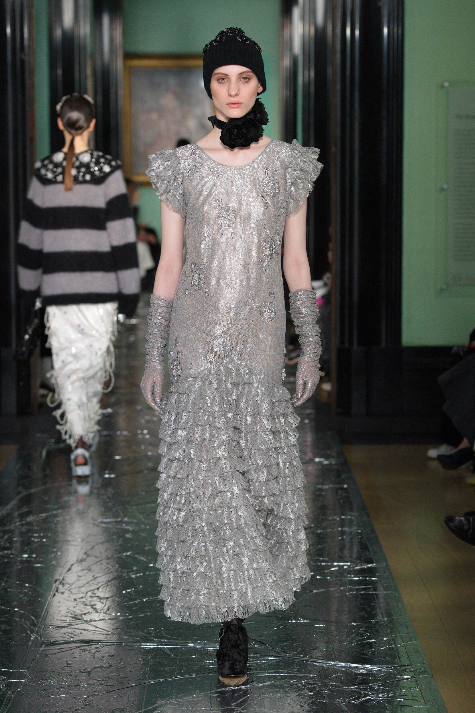 2020 Erdem Catwalk London Fashion Week