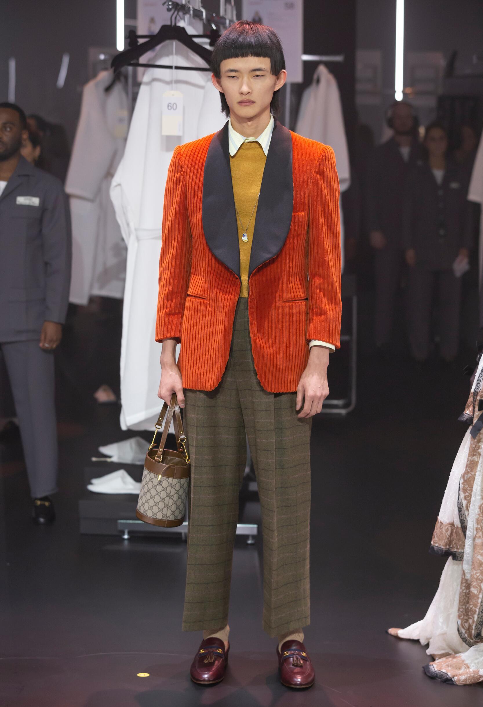 2020 Gucci Trends Milan Fashion Week