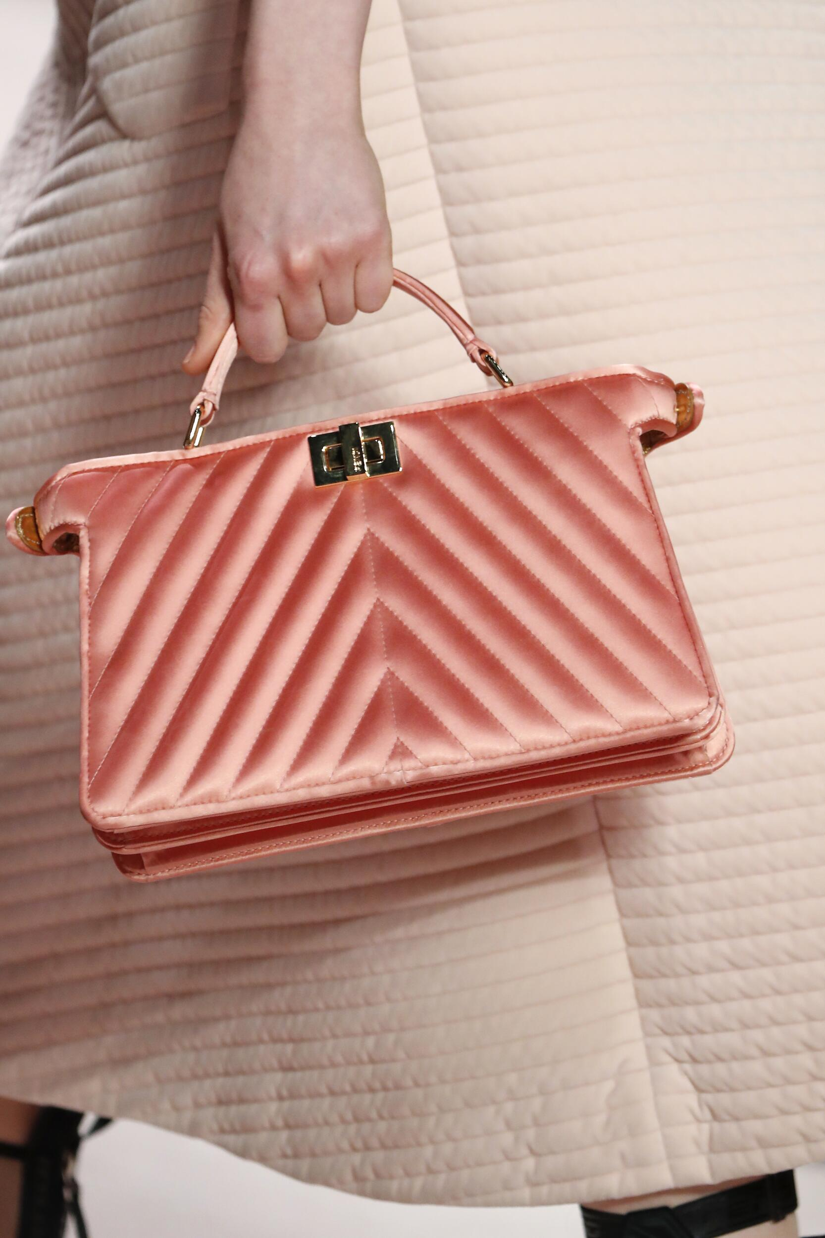 2020 Handbag Detail Fendi