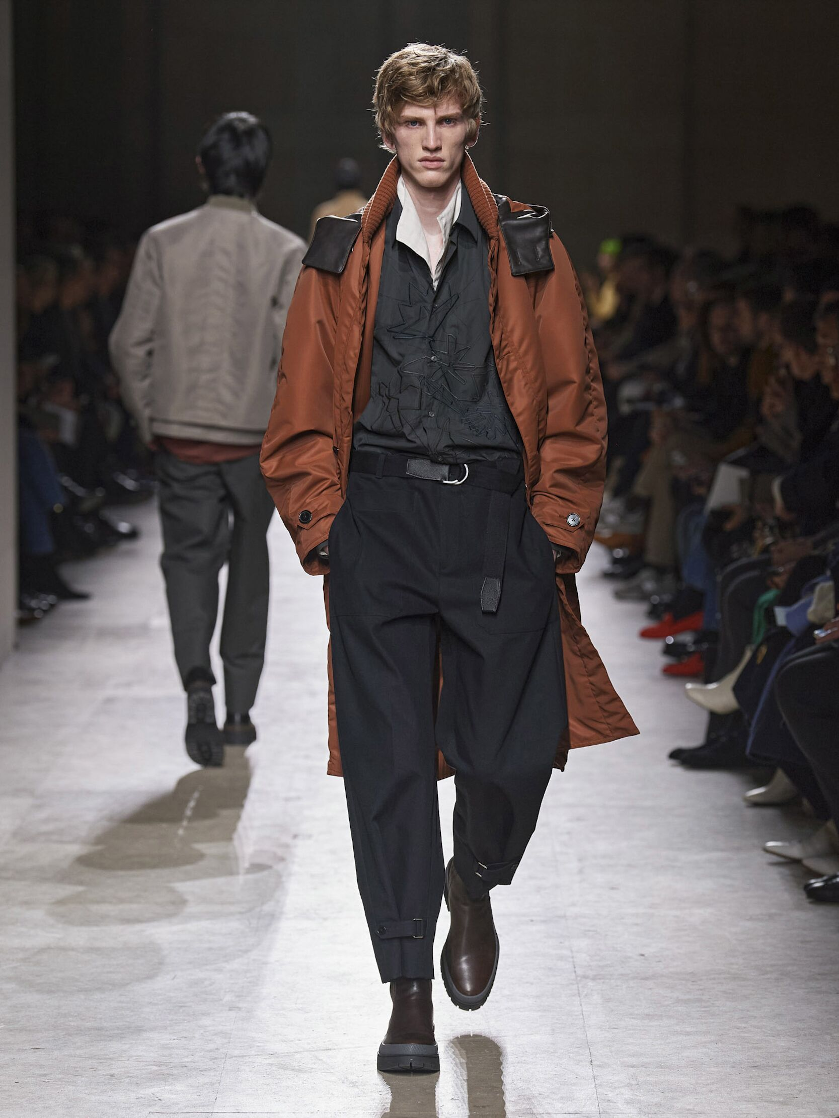 2020 Hermès Fall Catwalk