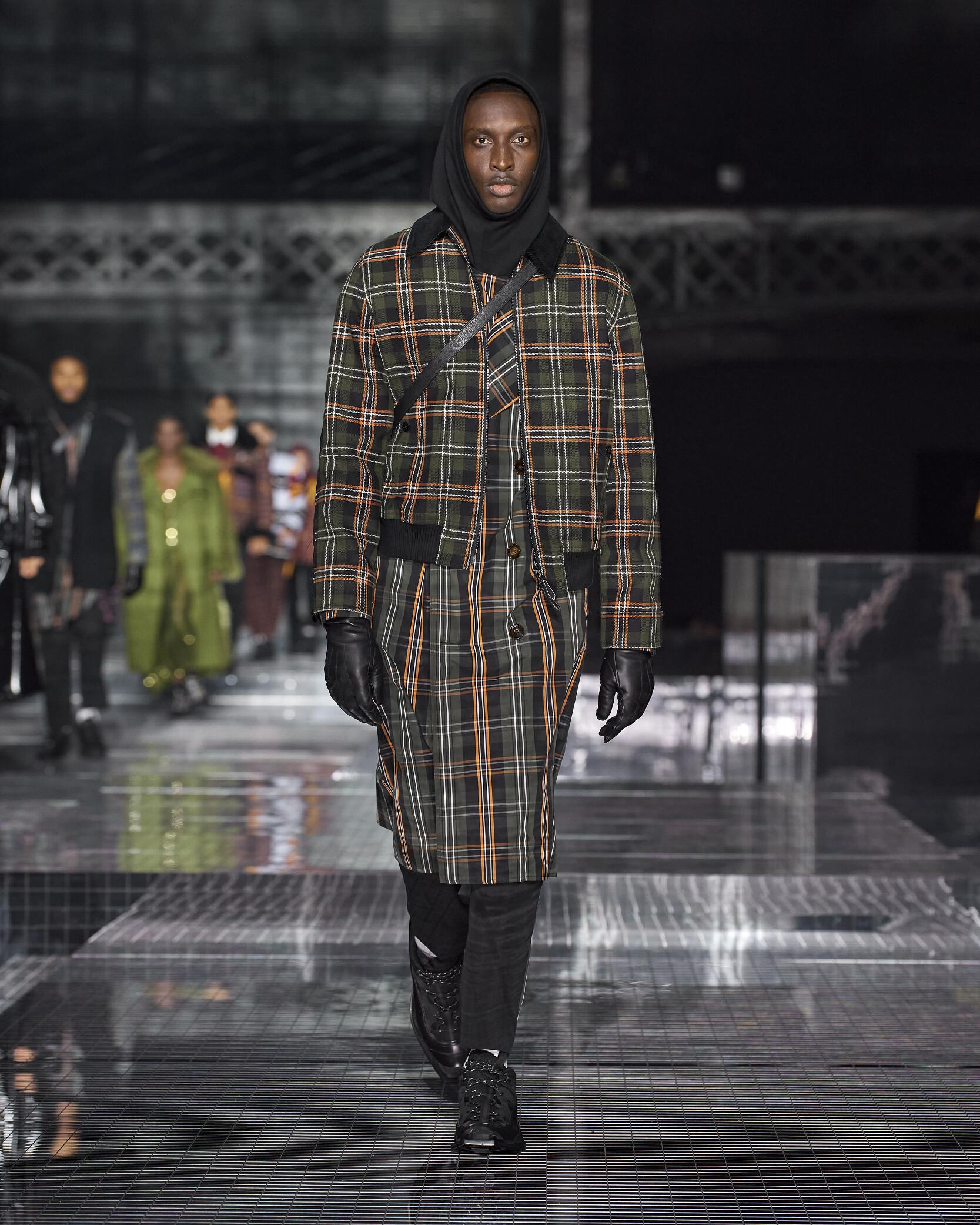 2020 Man Burberry Trends London Fashion Week